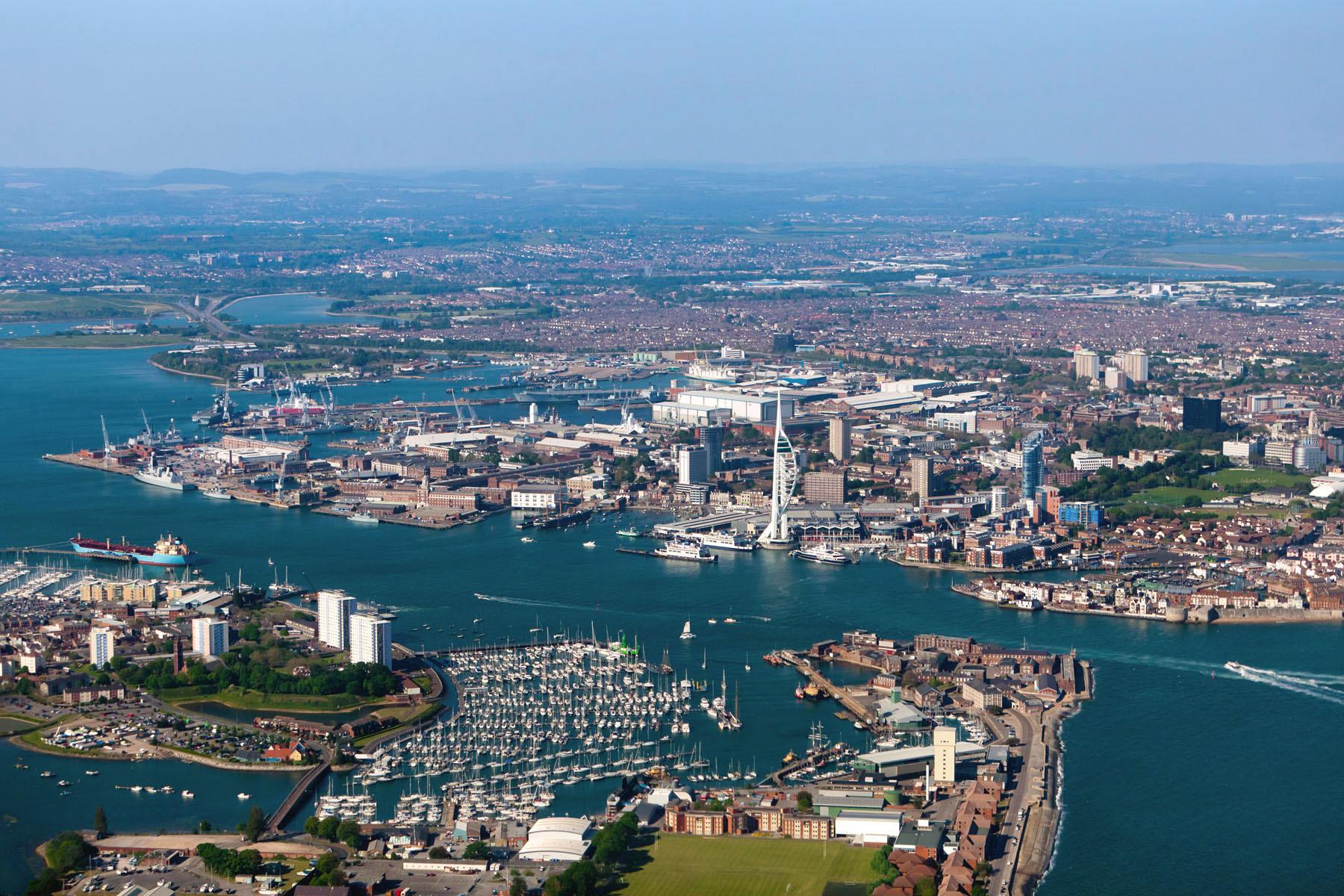 Portsmouth, Hampshire, England