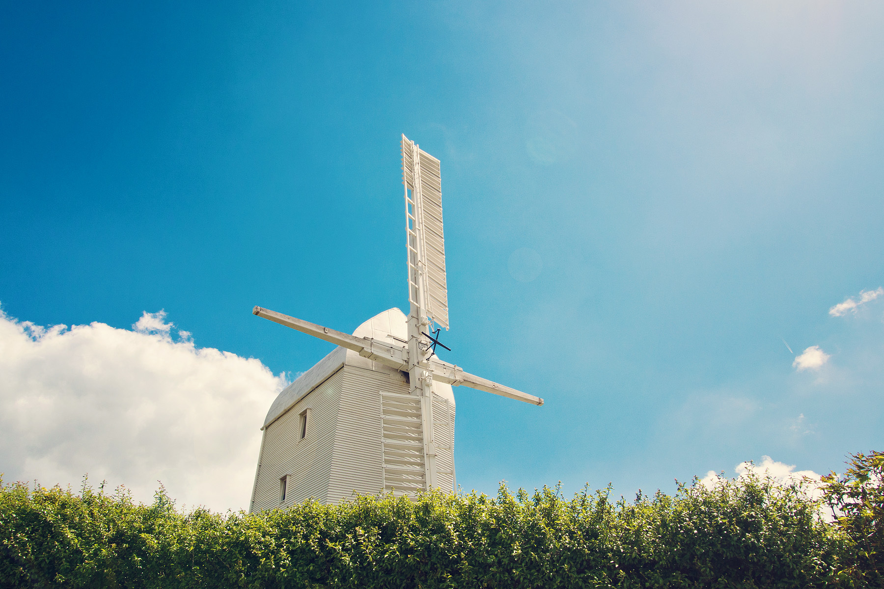 Jack & Jill Windmill, Clayton, West Sussex