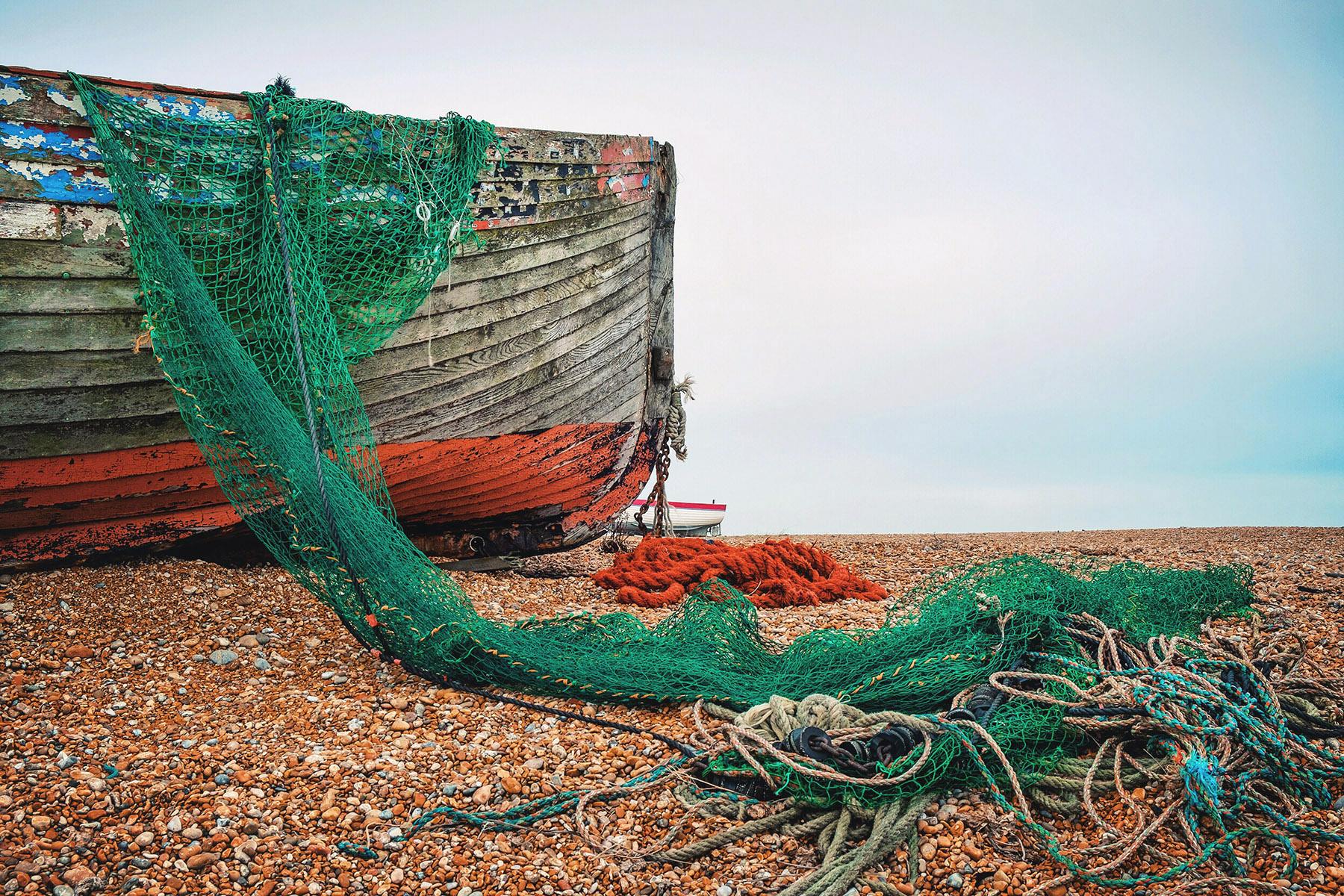 Dungeness Beach, Kent