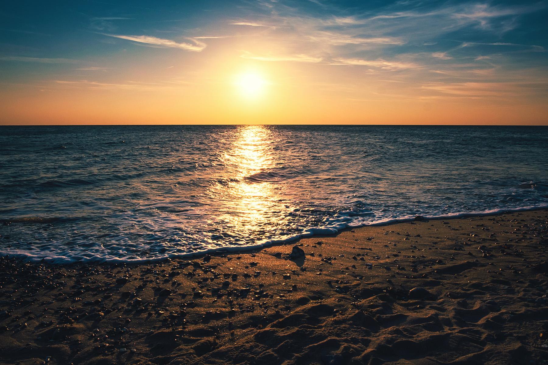 Sunset, Brighton, East Sussex