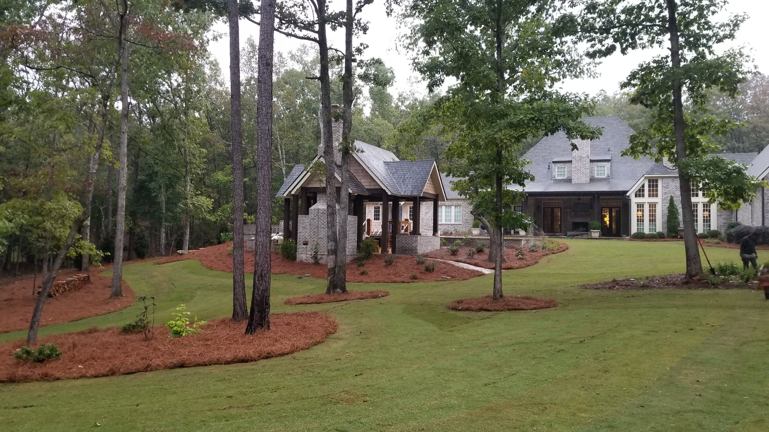 Full Landscaping Services -