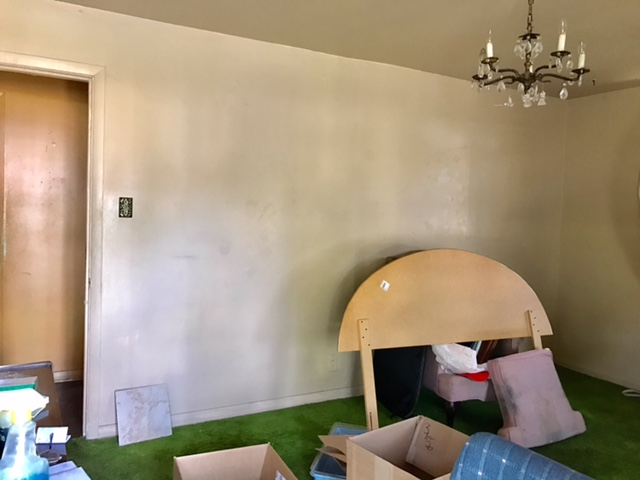 Before | Livingroom