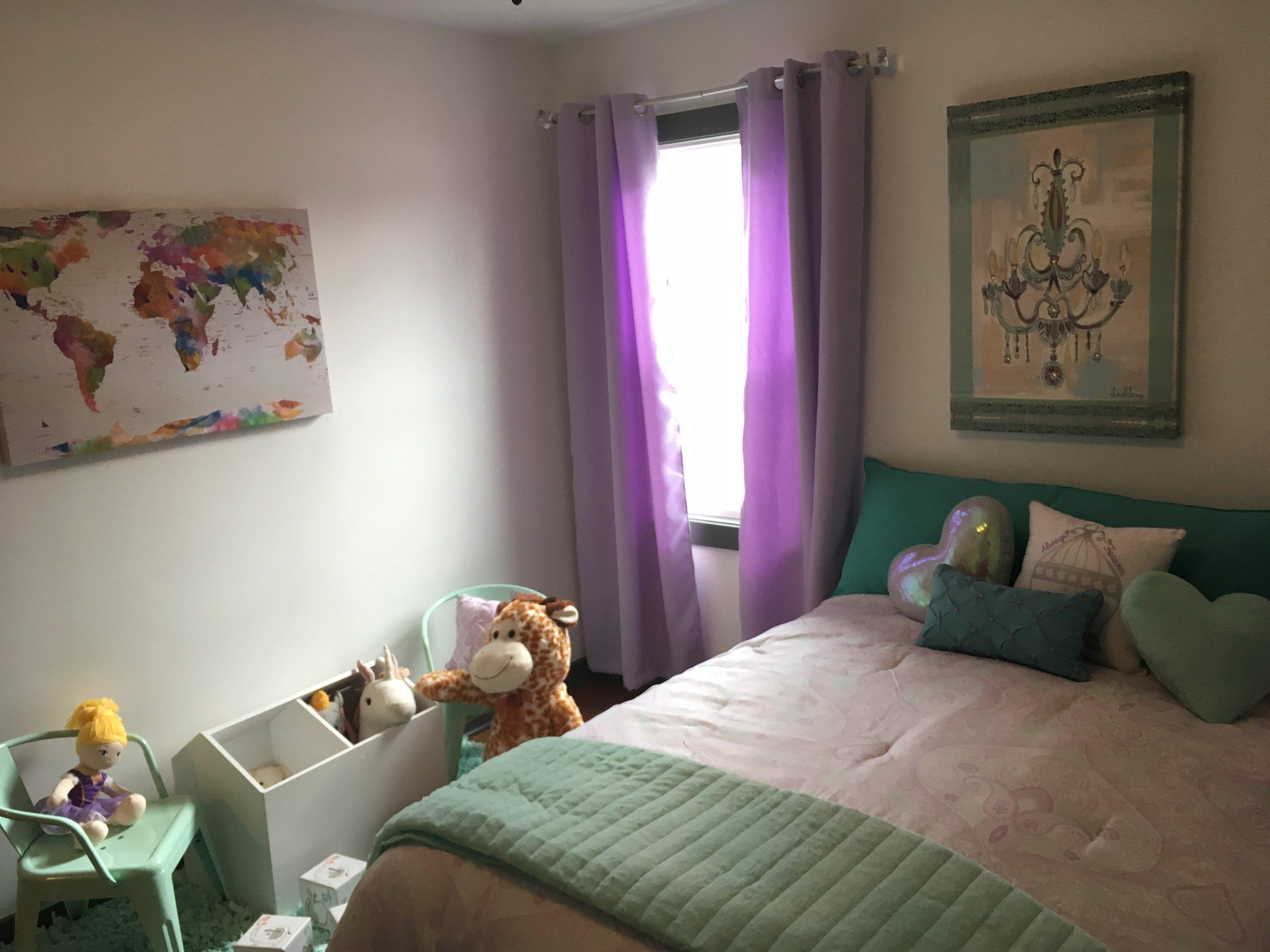 After | Bedroom 2