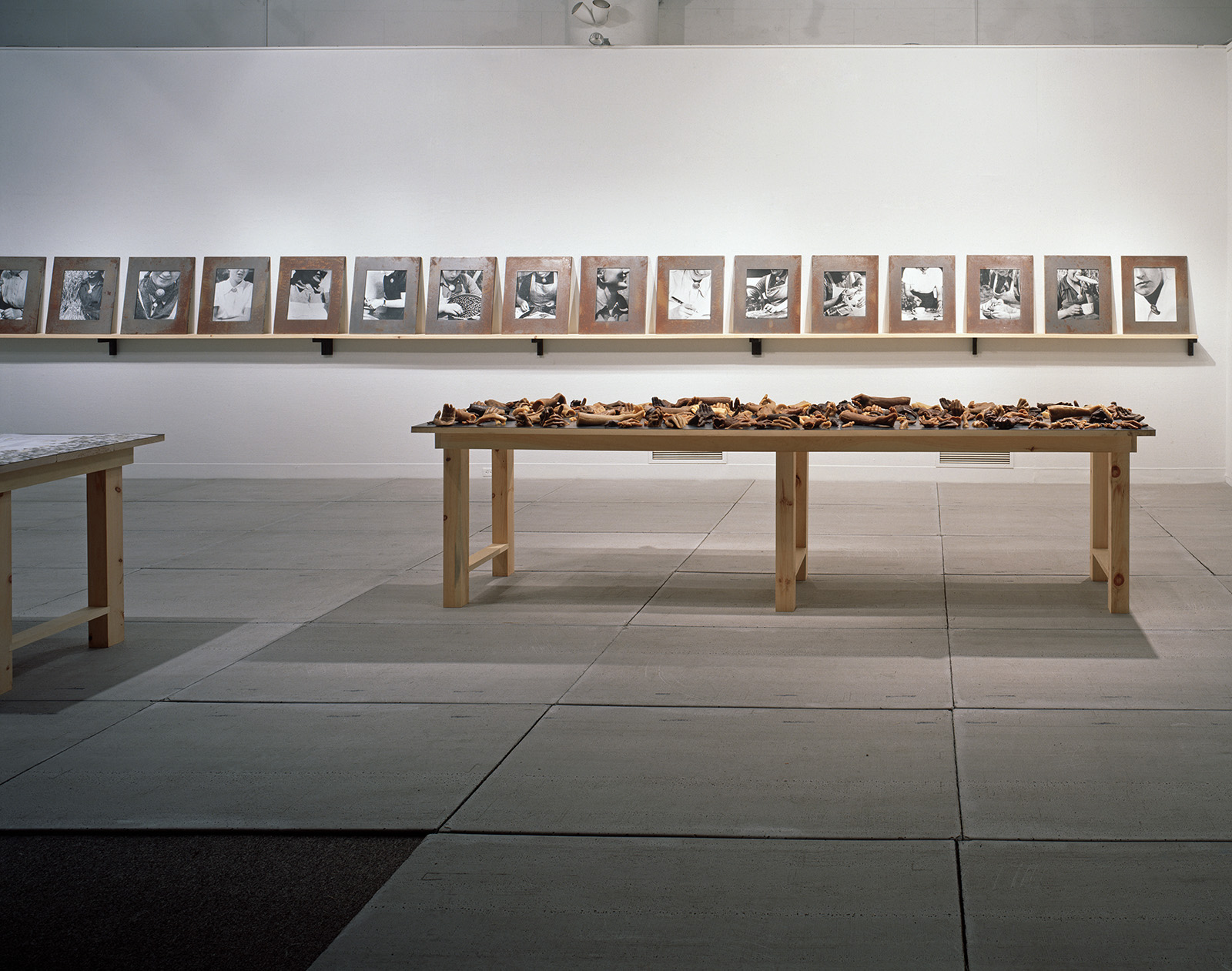 Beautiful Youth: installation view 1995-1999, photo: B.T. Martin