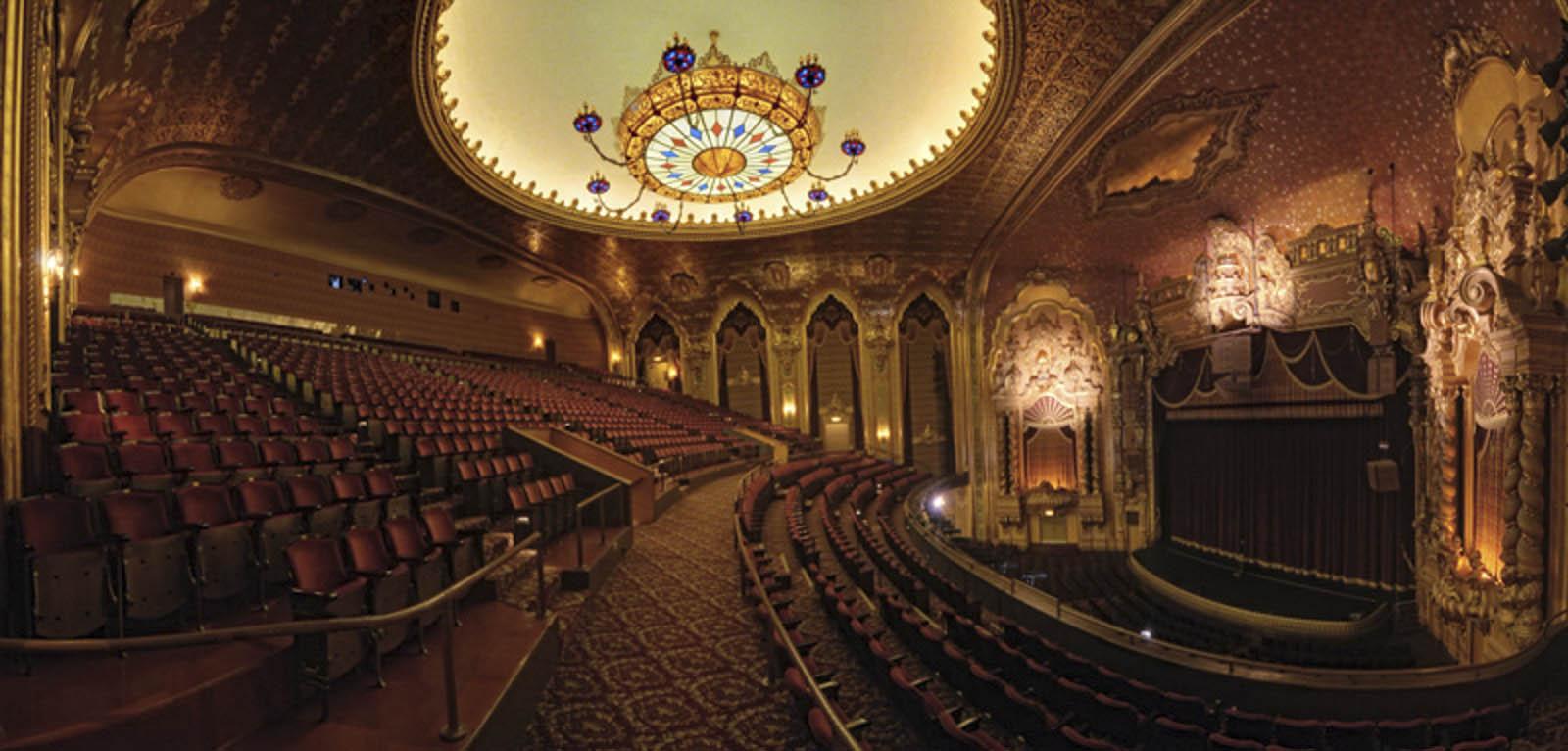 Historic Stanley Theater - Utica, NY