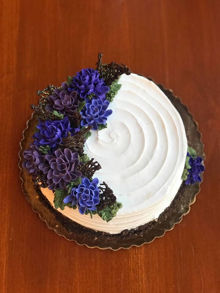 Copy of CHRYSANTHEMUM CAKE
