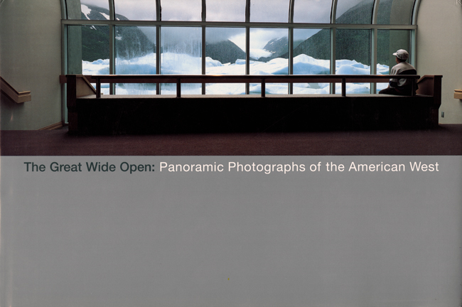 The Great Wide Open: Panoramic Photographs of the American West , 2003 <br> Claudia Bohn-Spector and Jennifer A. Watts