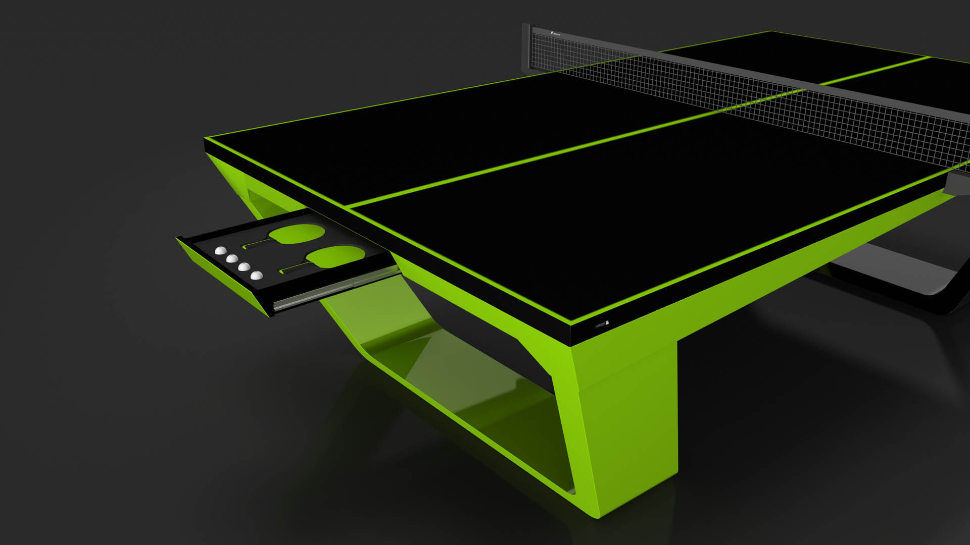 Avettore Tennis Table
