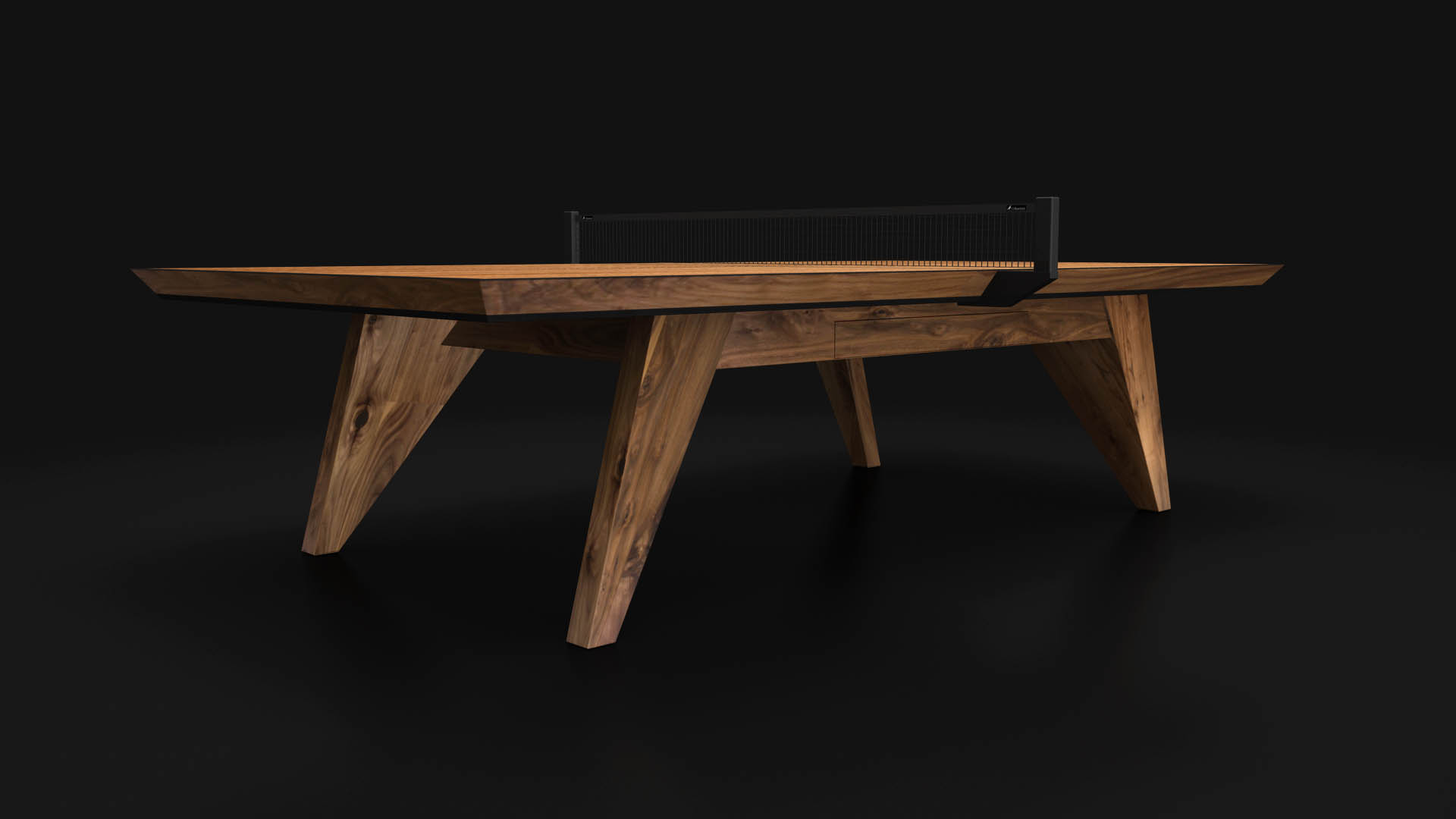 Trigon Tennis Table