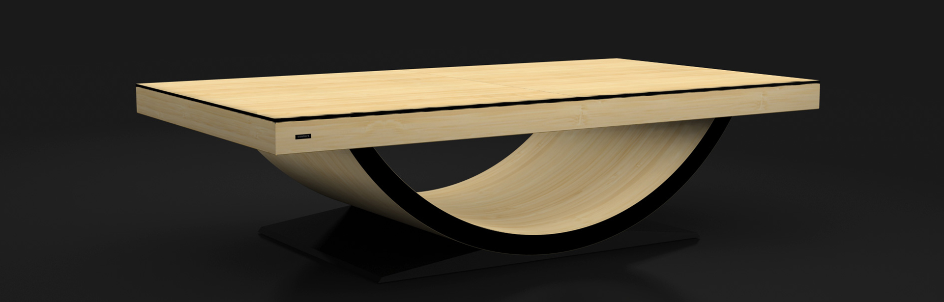 Theseus Convertible Pool Table Tennis And Dining Luxury Modern Tables The Most Exquisite Billiards
