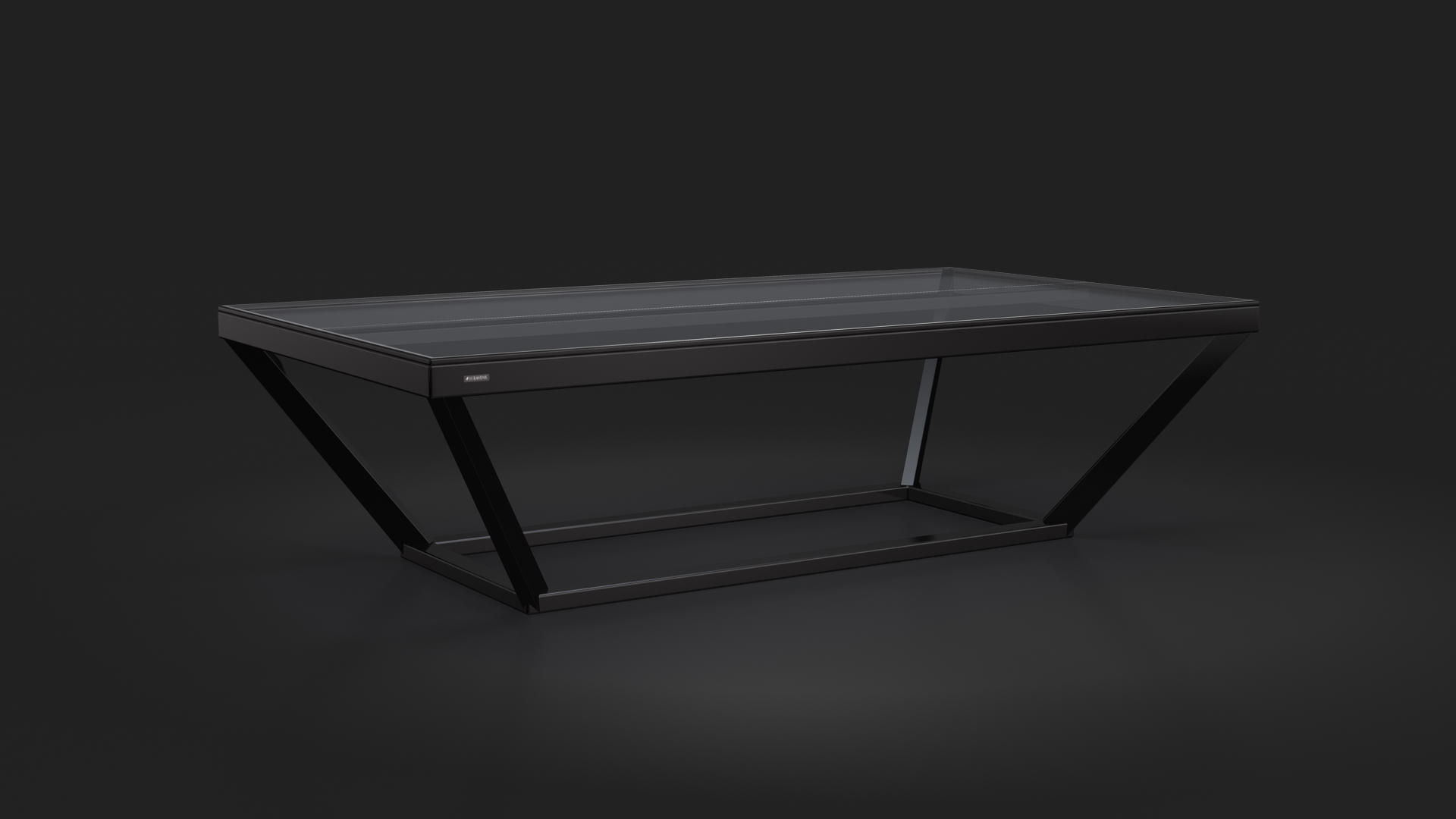 Copy of Vitro Table Tennis Table in Black