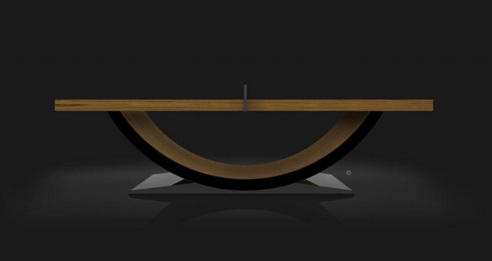 Theseus Tennis Table Table in Teak