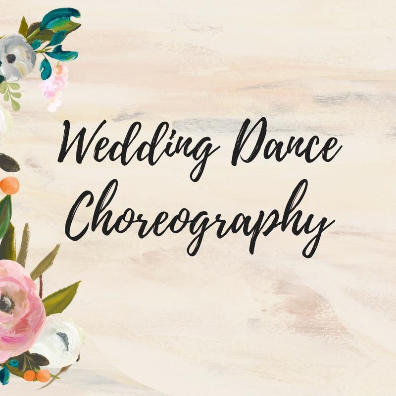 """""""I Do"""" Wedding Dances"""