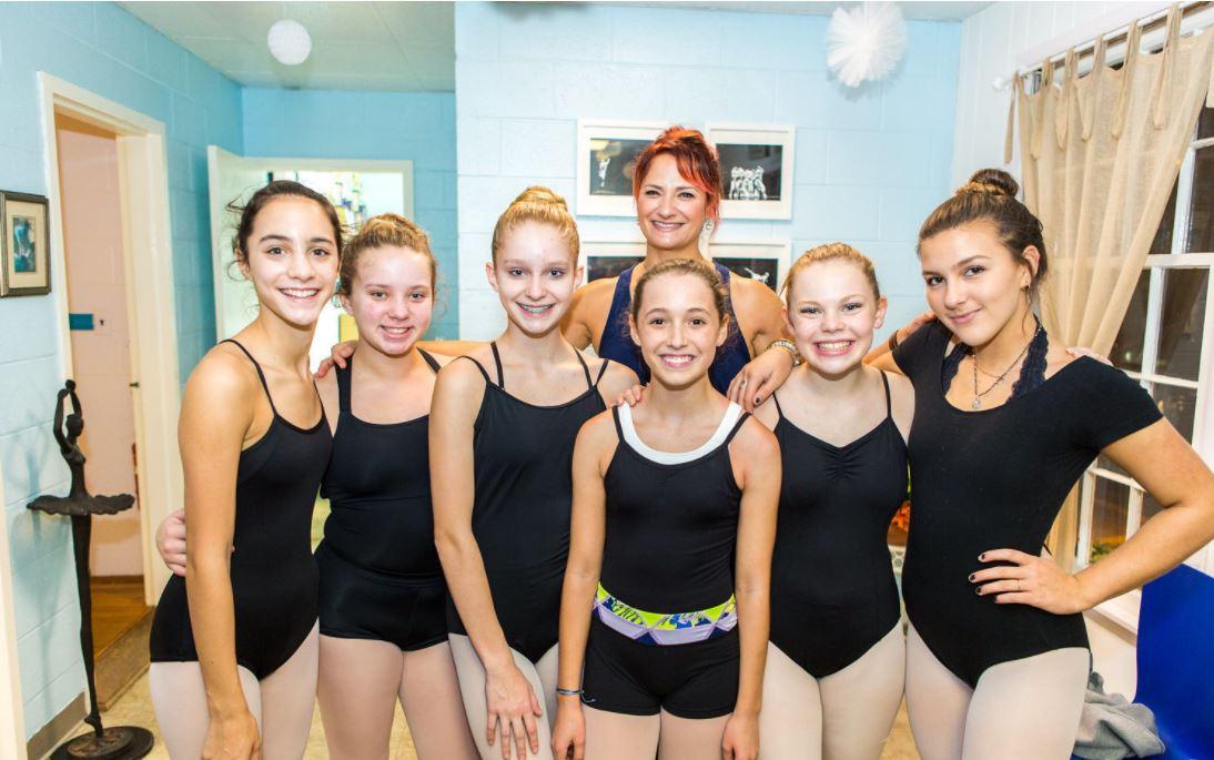 Ballet 4 class Group.JPG