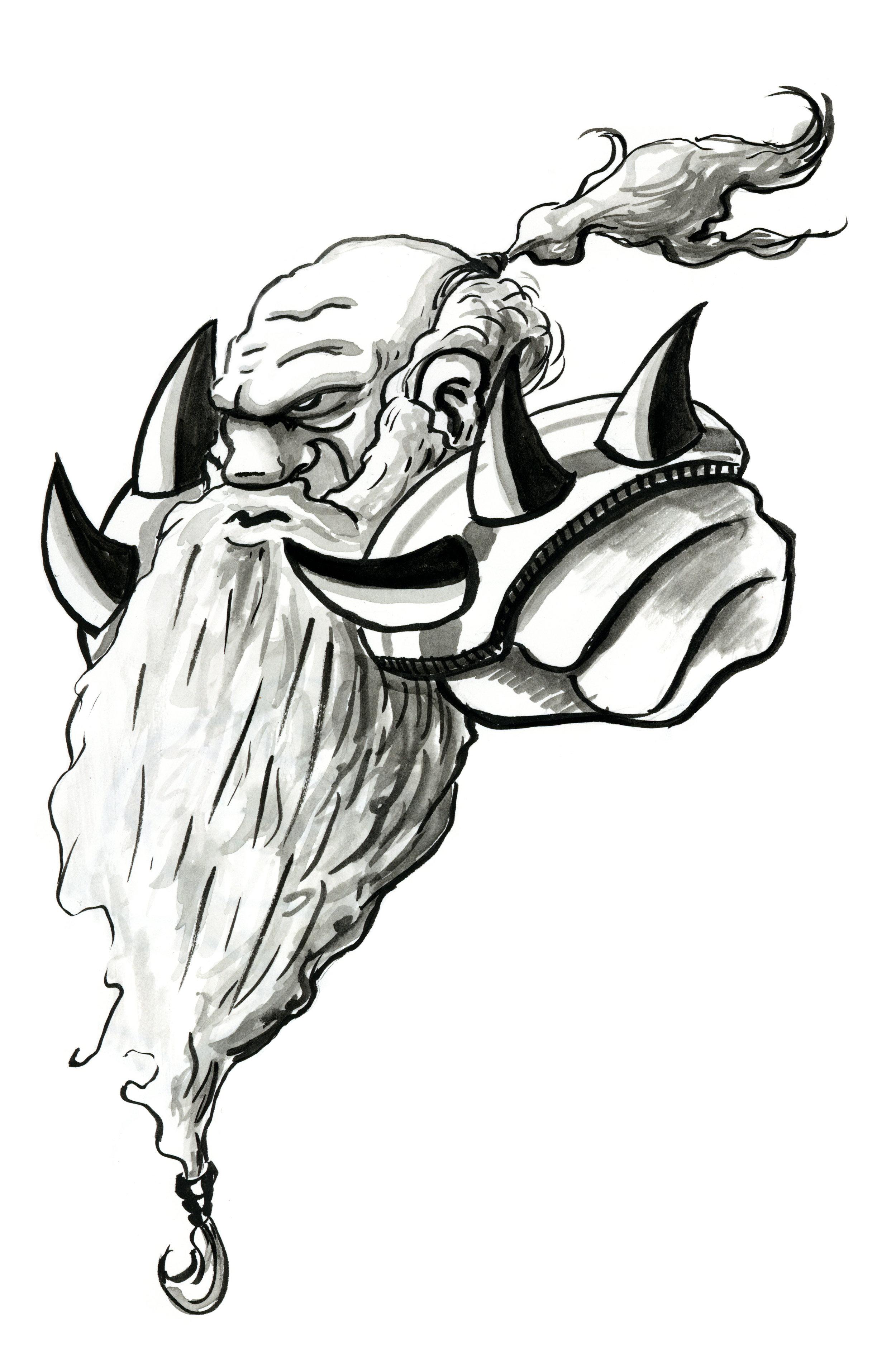 Dwarve Chieftain