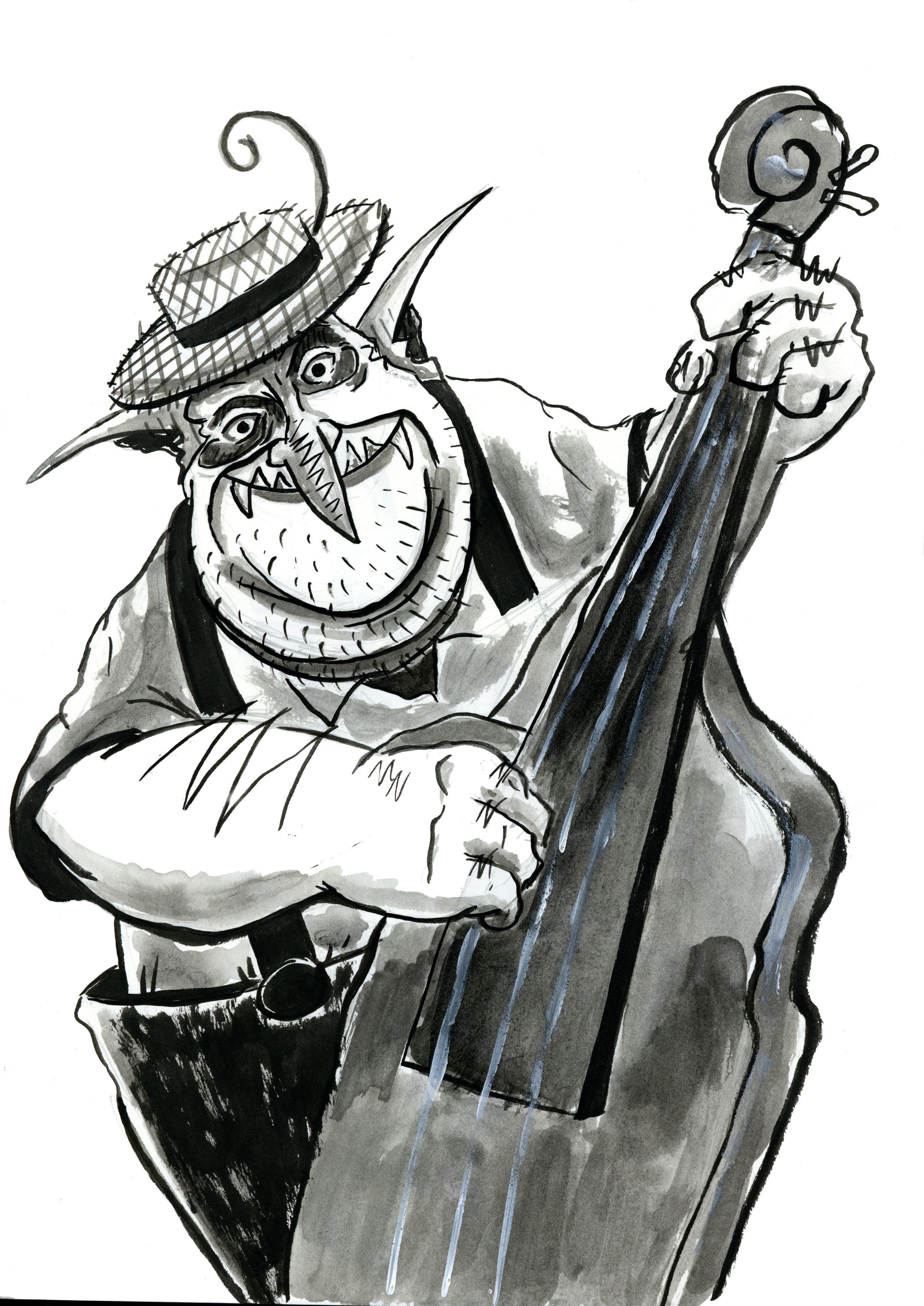 Goblin Double-Bass