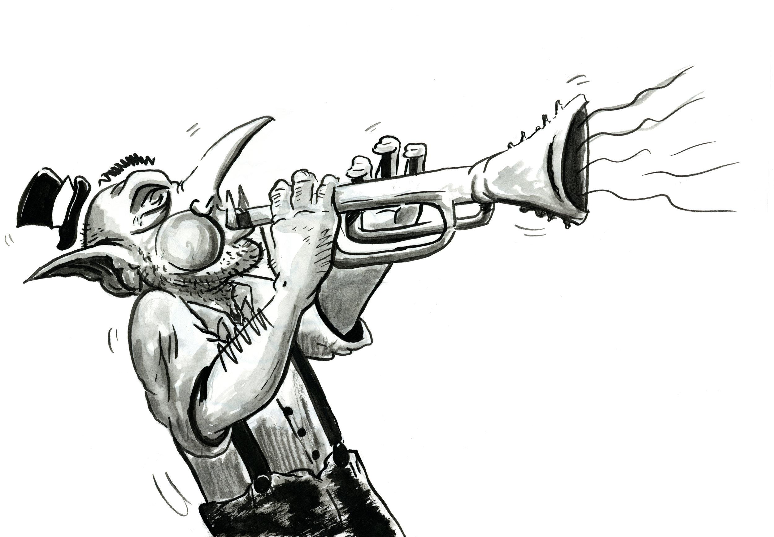 Goblin Trumpet