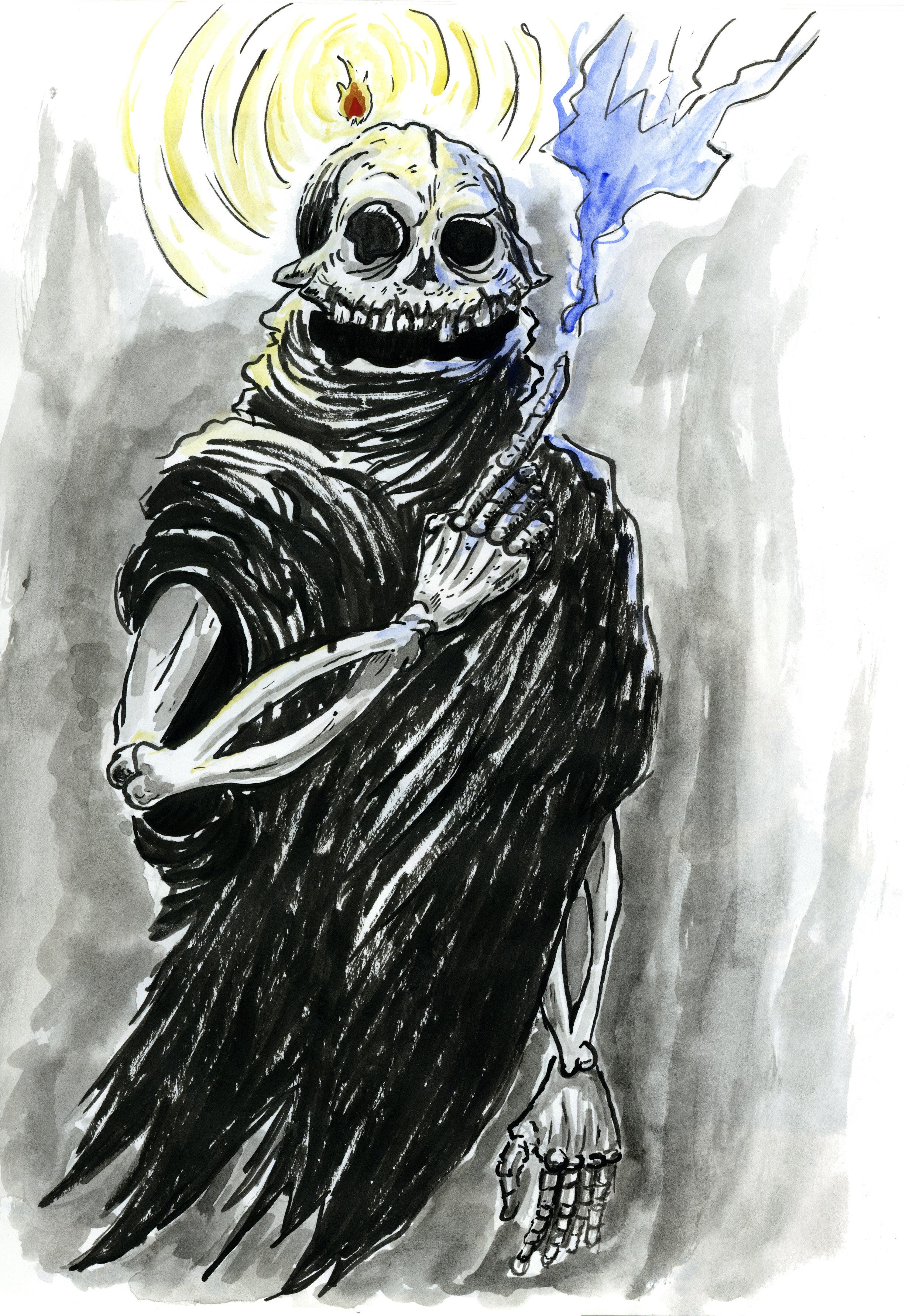 Skeletal A  pparition