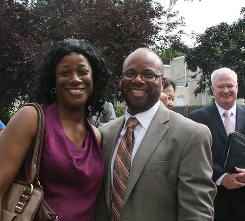 Donna Richardson and Michael Johns.jpg