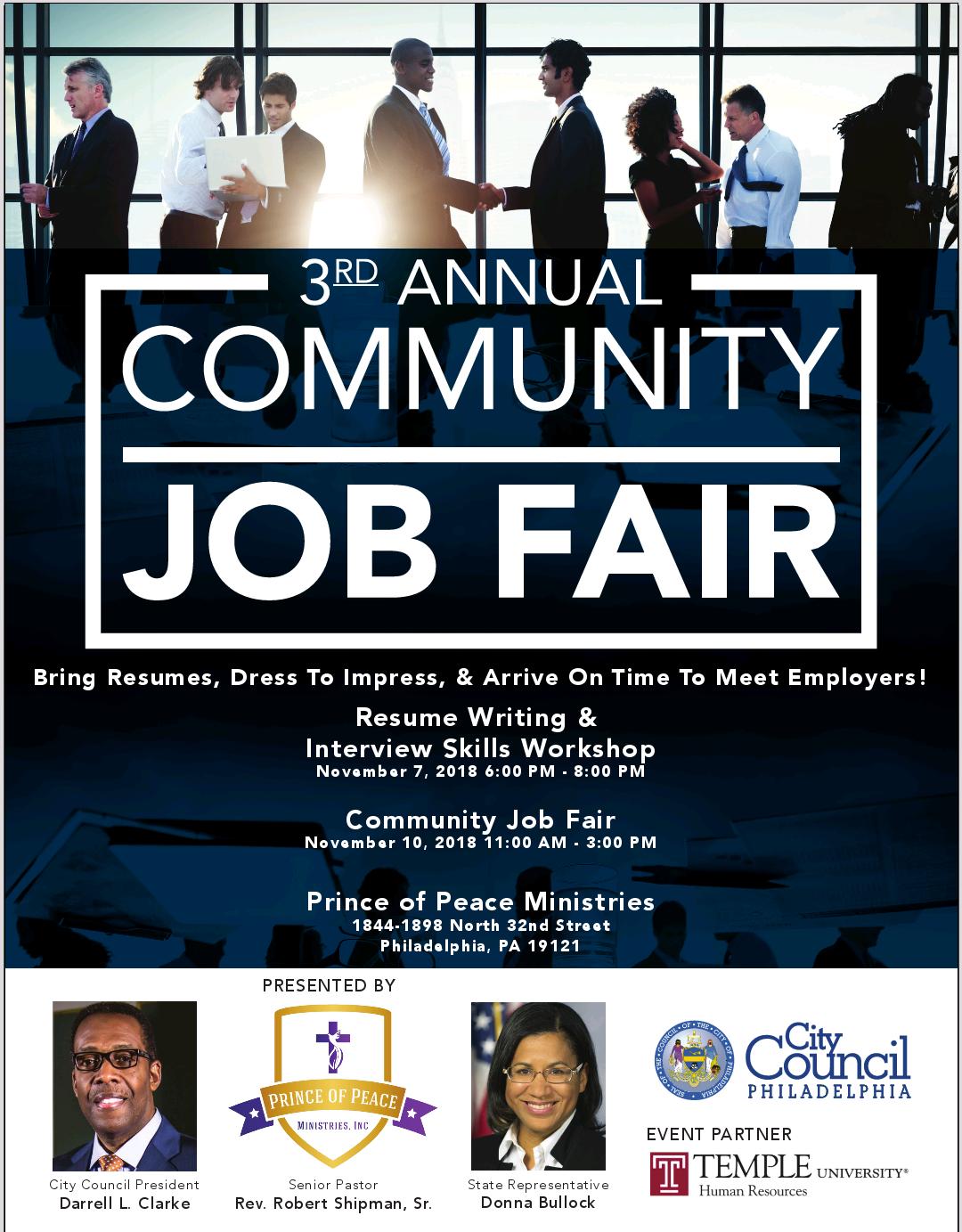 Job Fair Flyer, Nov. 10, 2018 - photo graphic.png