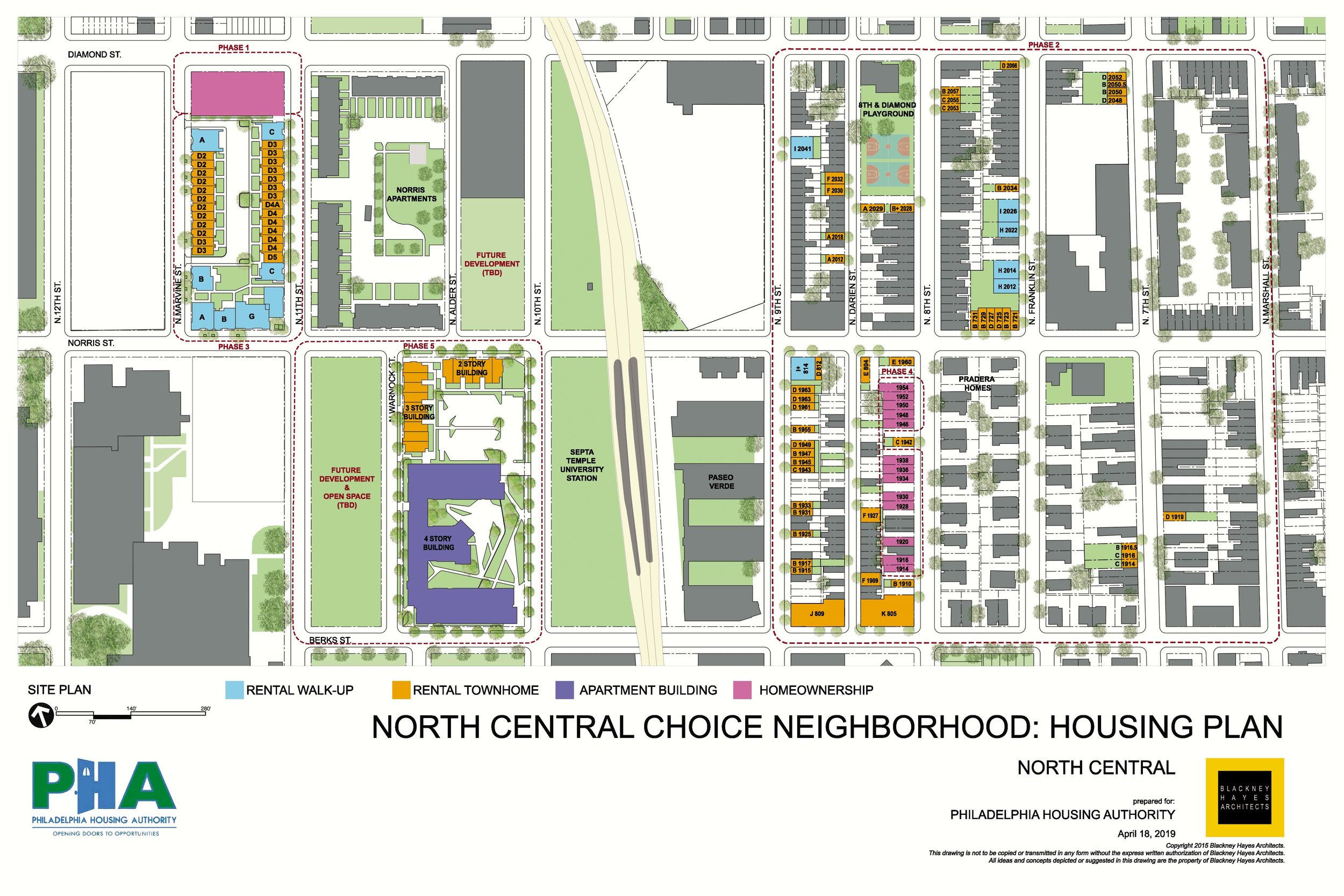 PHA North Central Rendered Site Plan 24x36 (Phase V Planned) Revised_20190812.jpg