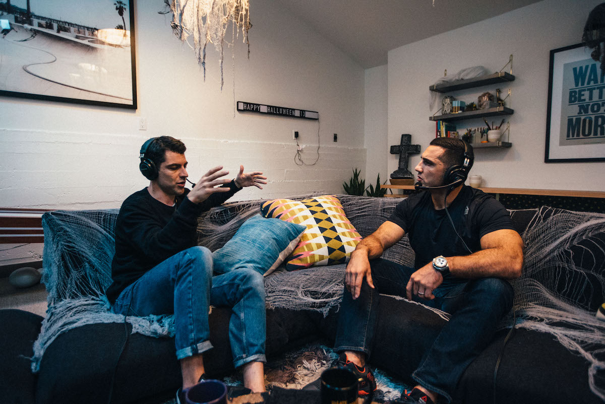 MAX GREENFIELD - THE JOURNEY OF AN ACTOR & ATHLETE