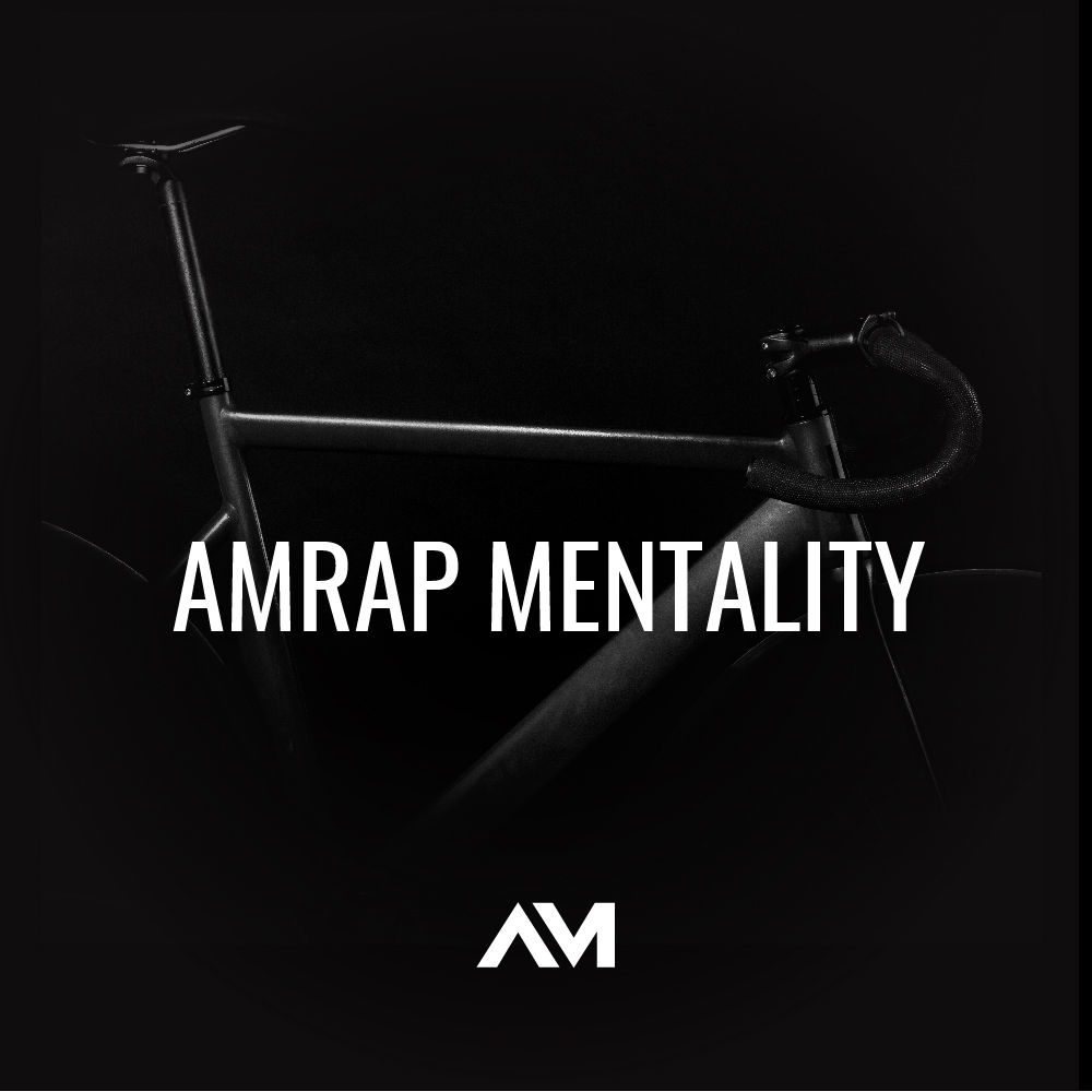 #AMRAPMENTALITY - Deep dive into Jason's mindset and how his AMRAP Mentality has set him up for success