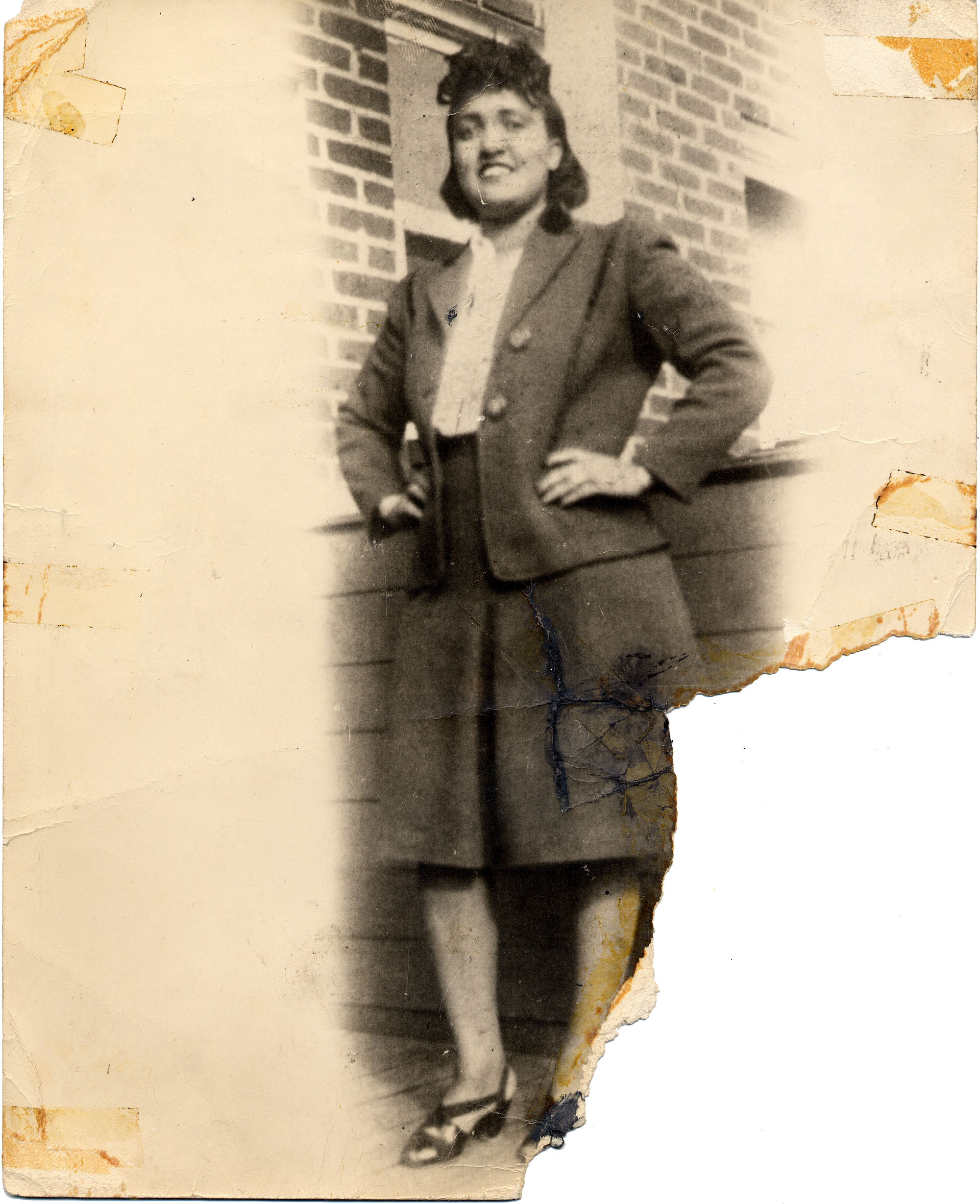 Image of Henrietta Lacks via  The History Channel