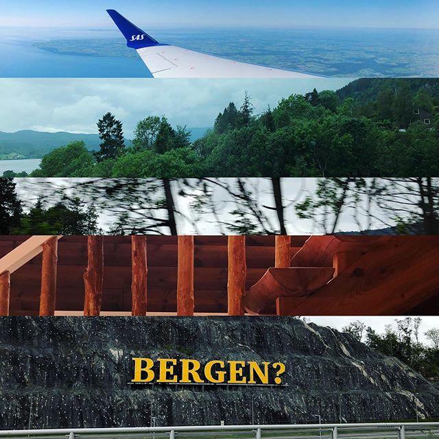 BERGEN? Nordmændene er ikke helt sikker på det...? #turretur #hurtighurtig  #cinematography #dopbalthazarhertel