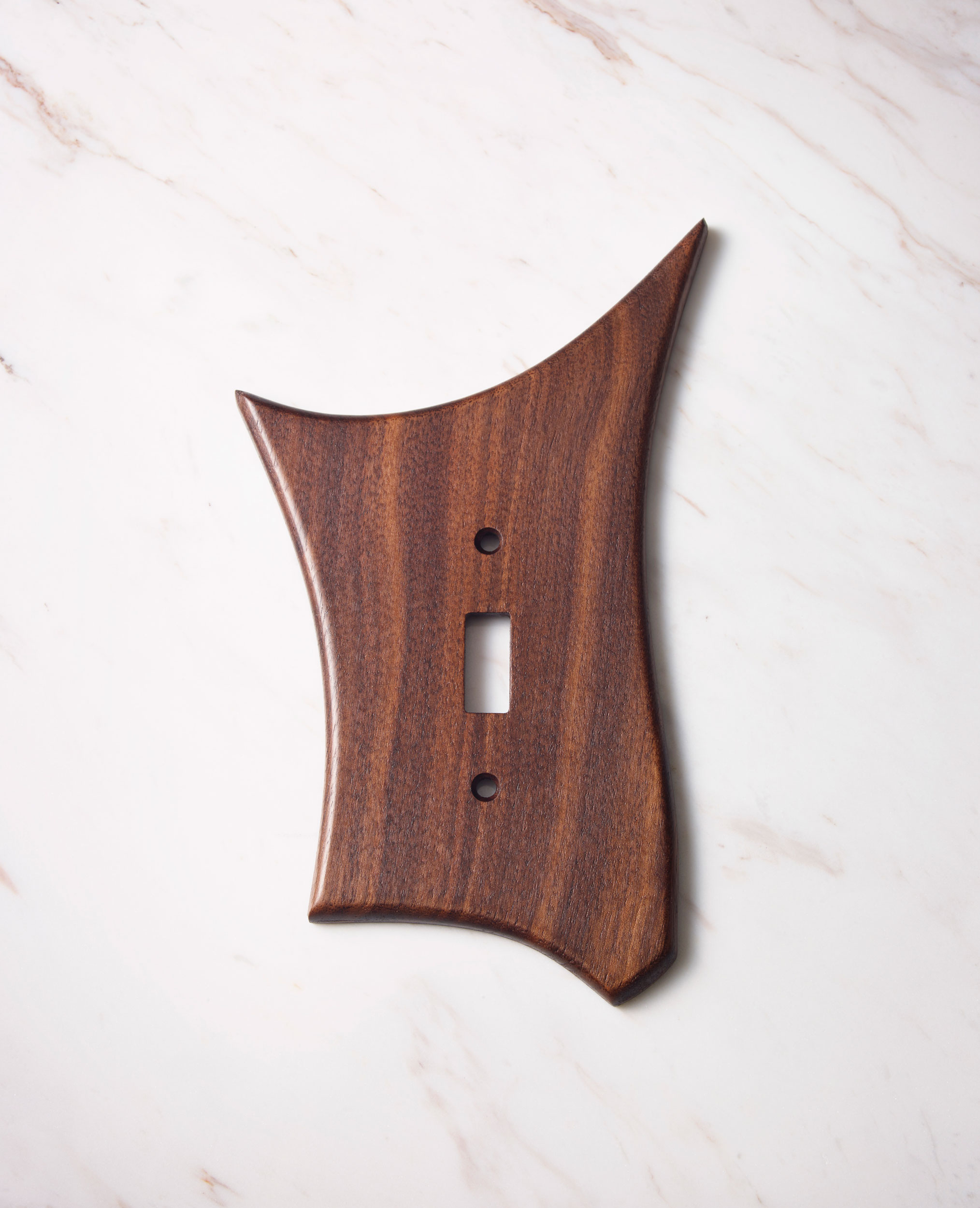 H Single Standard Switch Plate