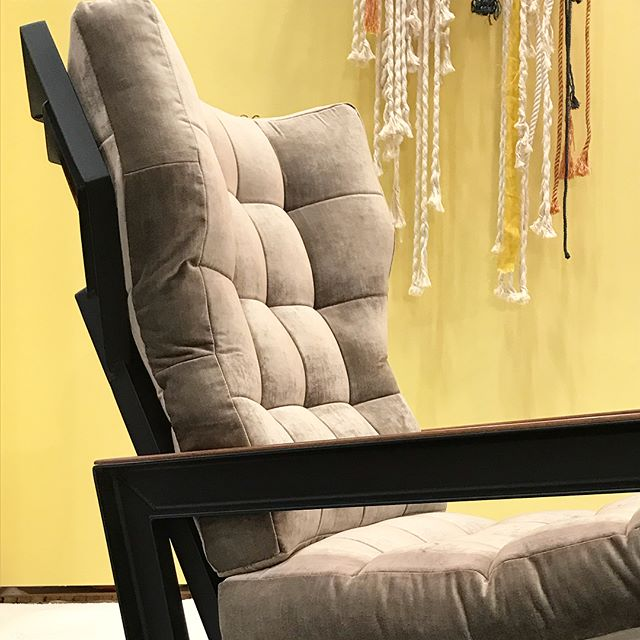 Overheard @ICFF about our Great Northern Wingback; 'Oh god yes!' 'The most comfortable I've sat in in the entire show' 'Home run' 'I am loving this chair' Eyes closed and sighed... deeply 'A lot of chairs are designed to look good, but this one not only looks good, it's SOOOO comfortable' 'YASSS QUEEN'  This chair found a new home today with a local developer! A great way to finish the show!! Thank you @icff_nyc, that's a wrap!! #contemporarydesign #betterlivingthroughgooddesign #icff #icff2018 #postandgleam #moderndesign #industrialdesign #interiordesign #artist #handmade #madeinusa #madeinla #mcm #midcenturymodern #wingback #greatnorthern #twinpeaks