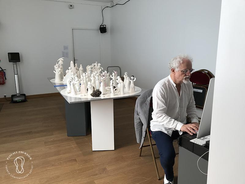 Francis Warnier et Installation Pascale Fournier IMG_0090.jpg