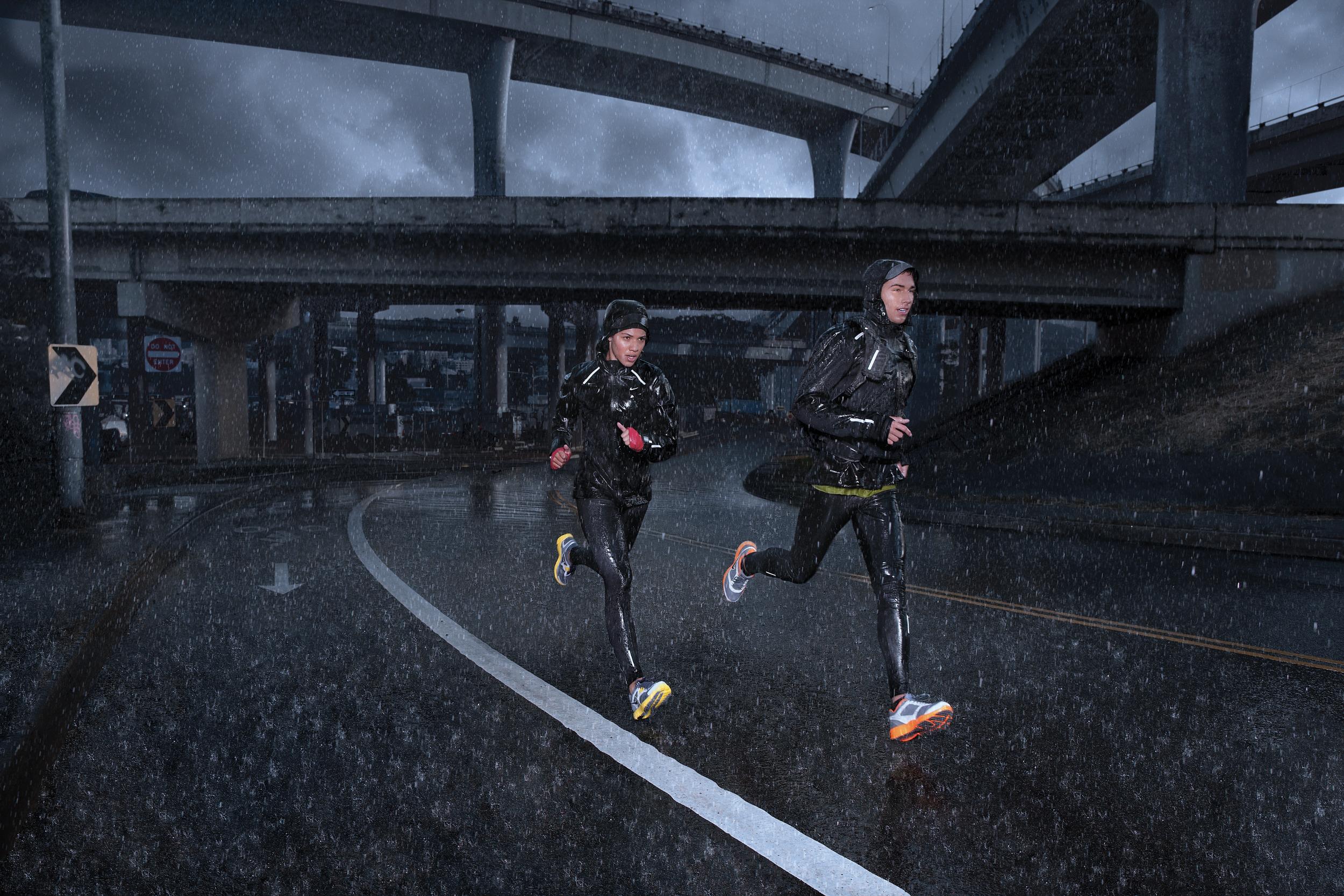 Nike <i>100% Chance of a Run</i>