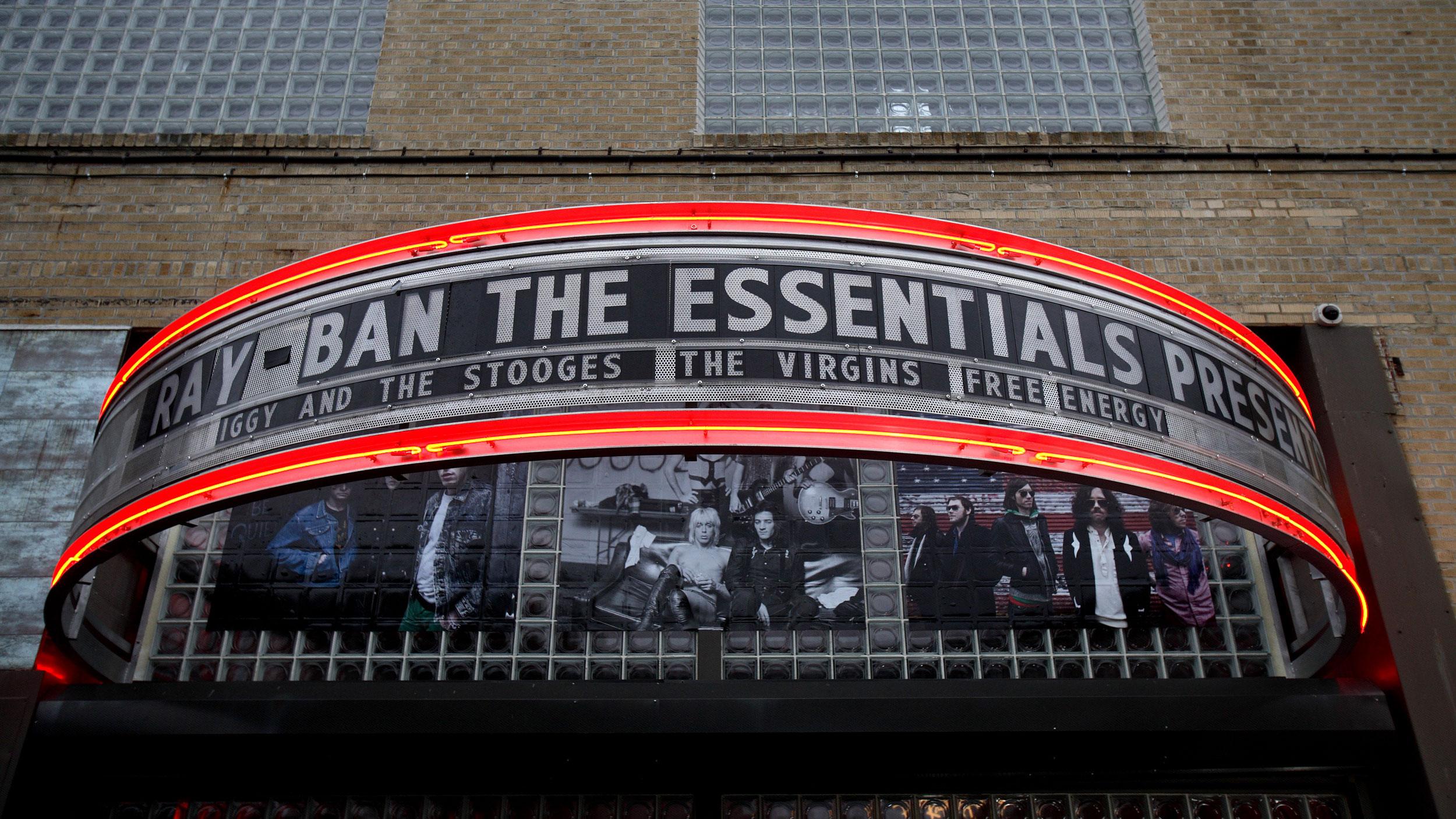 Ray-Ban <i>Essentials</i>