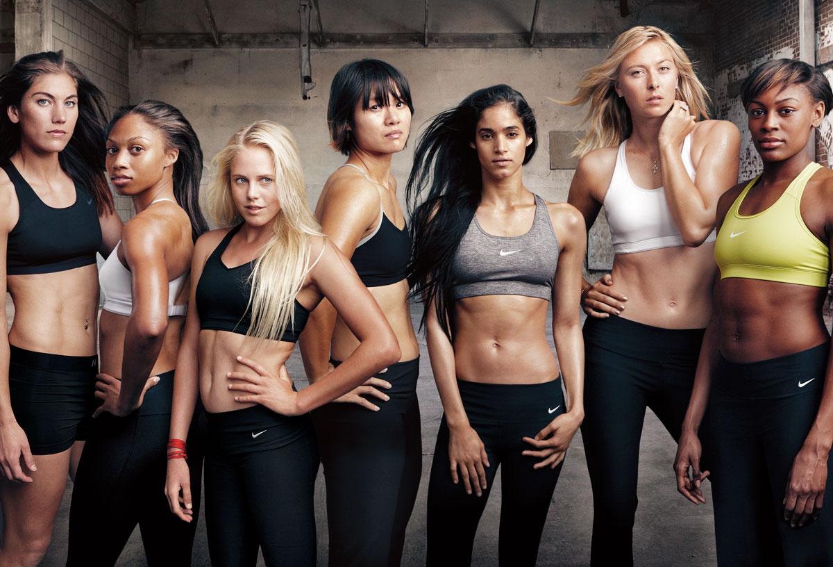 Nike <i>Obsession in the Making</i>