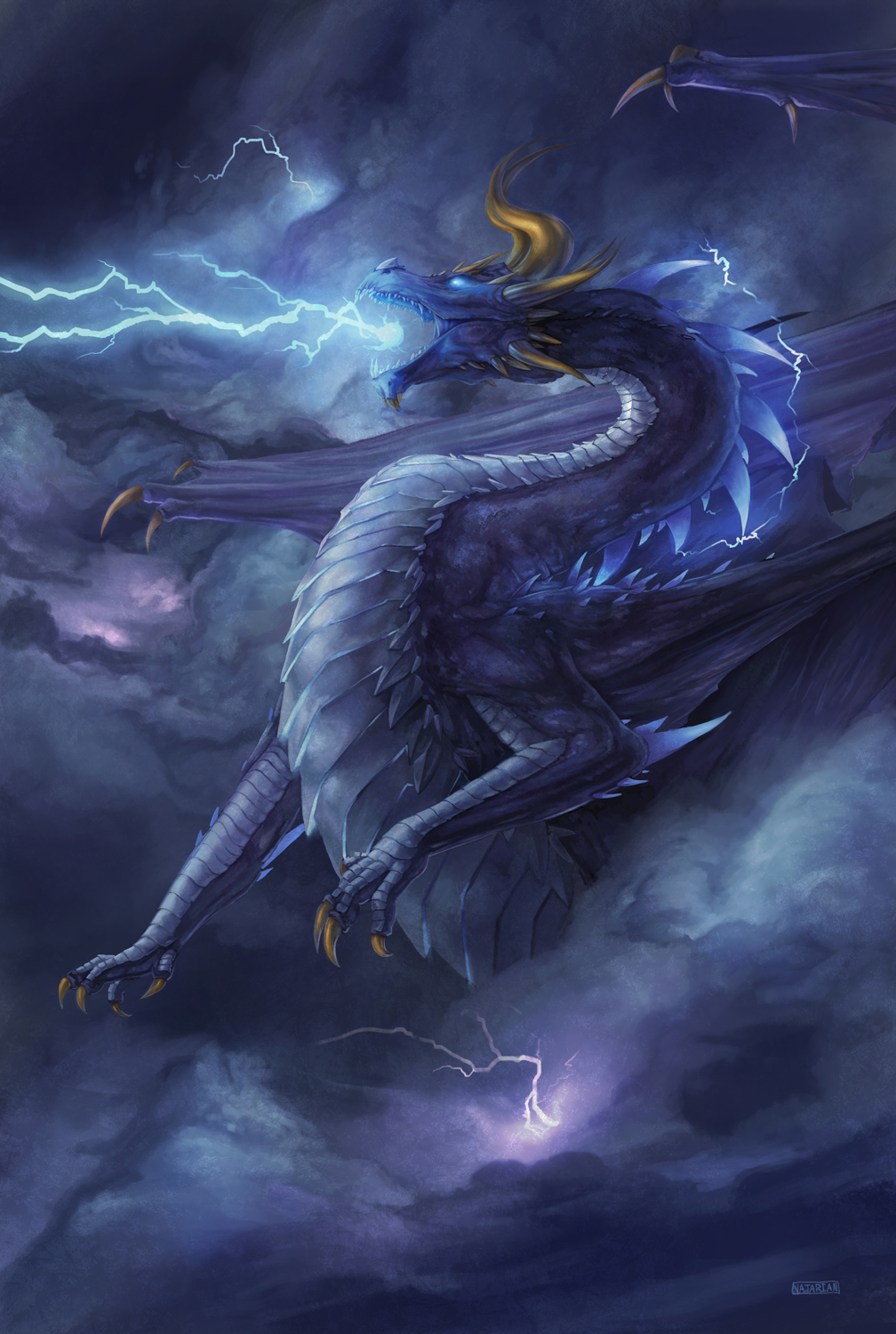 Bringer of Storms_StephenNajarian