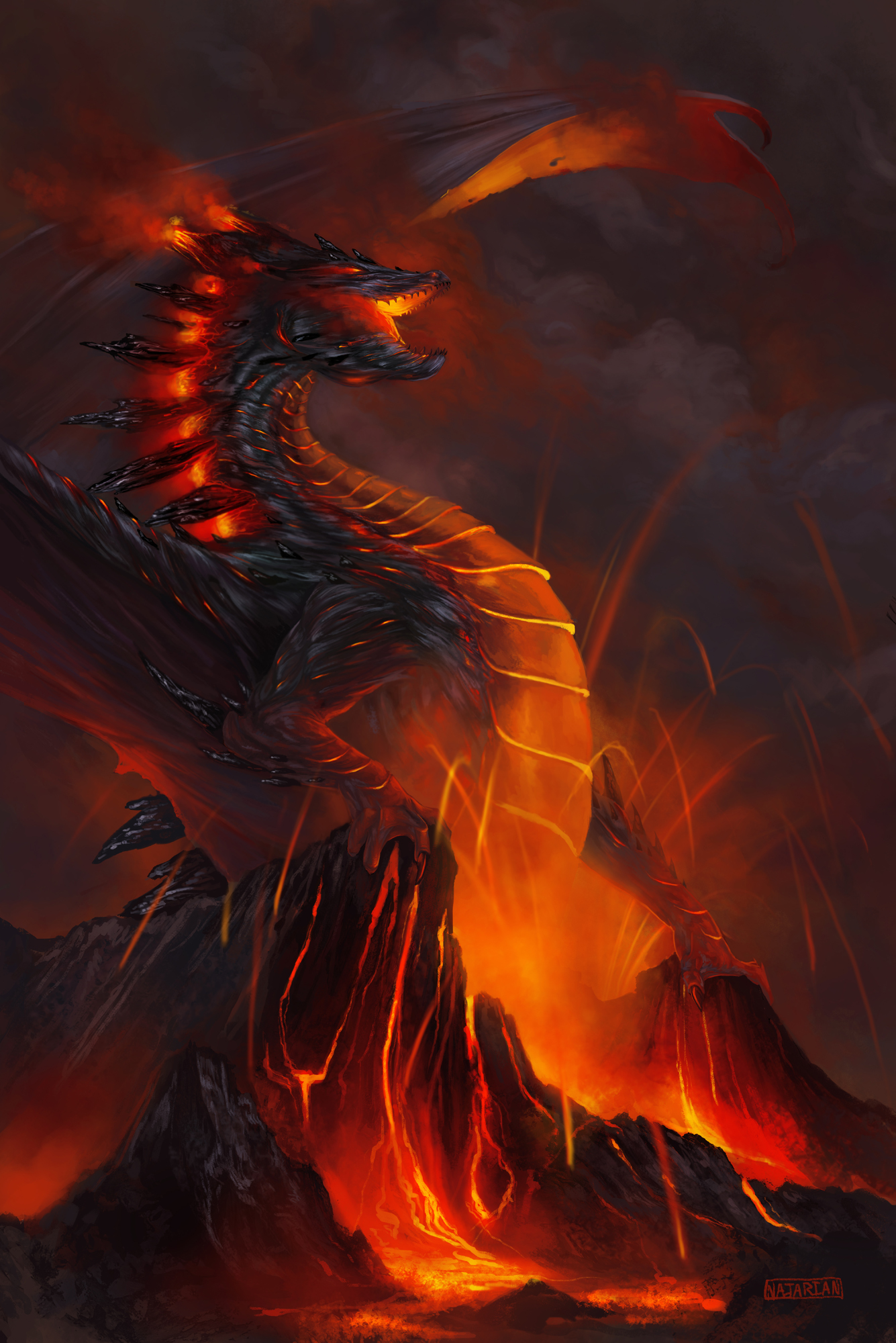 of fire and stone_Stephen Najarian