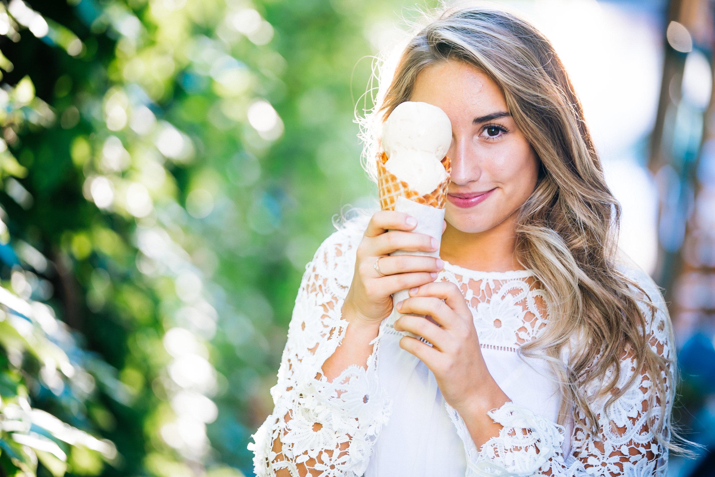 Ice cream cone picture