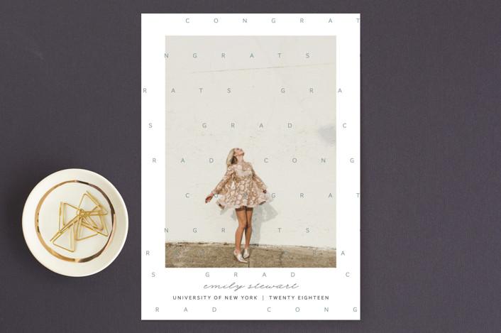 A photographers favorite graduation card