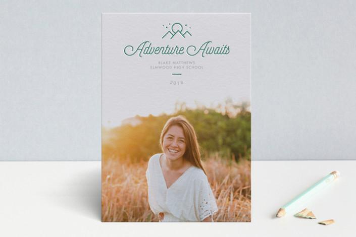 A senior photographers top five favorite graduation cards