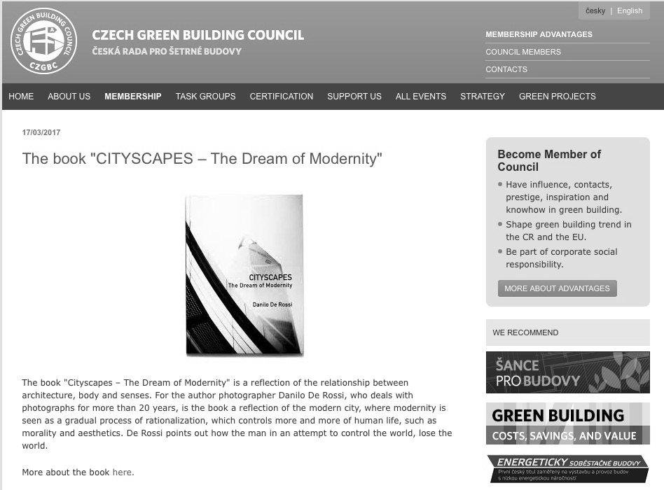 Green Building Council  -  read full review here ( English)