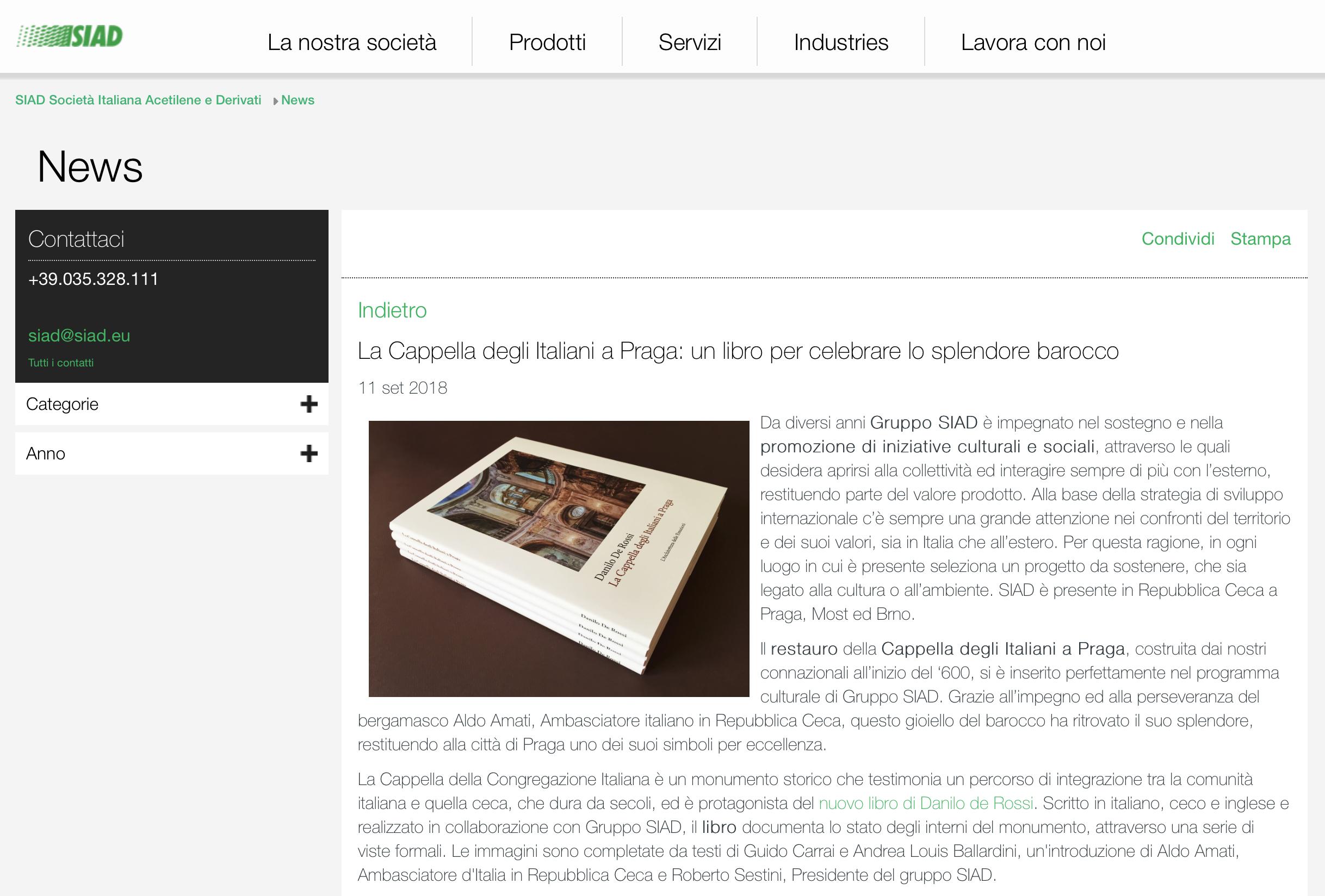 News SIAD Libro Cappella.jpg