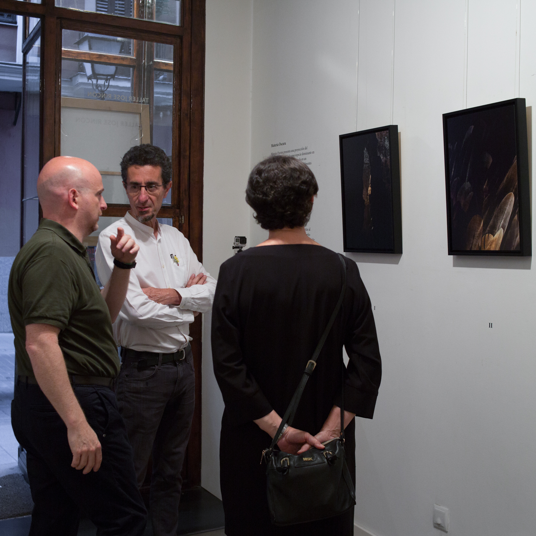 exhibition opening JR Madrid  (9 of 13).jpg