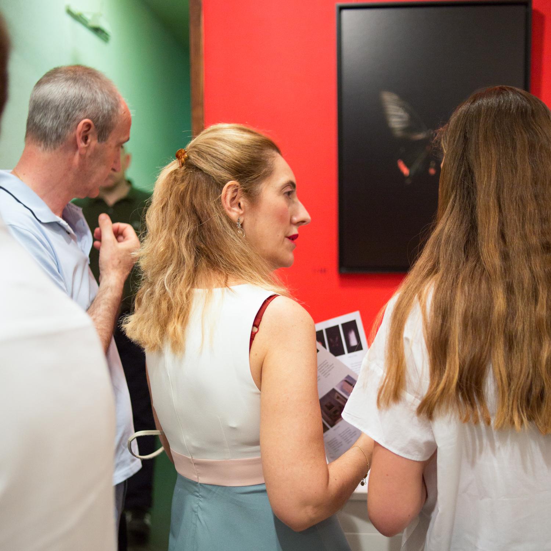 exhibition opening JR Madrid  (4 of 13).jpg