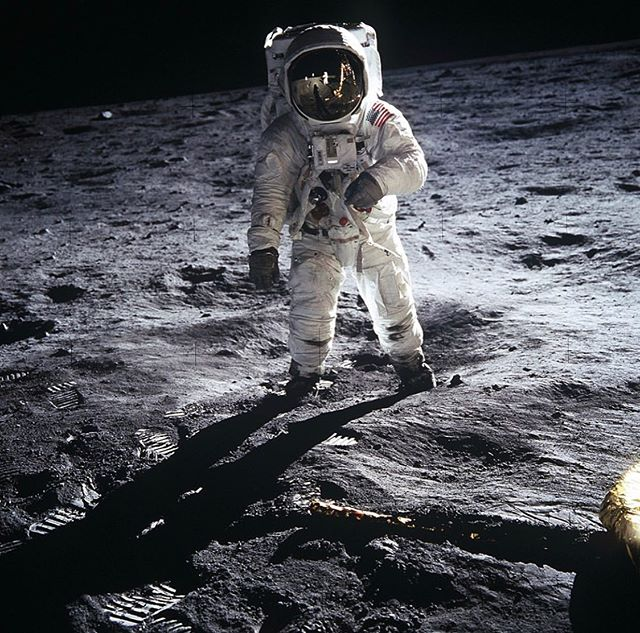 MOON WALK Do you want to walk on the moon?  Image: @NASA . . . . #apollo50 #apollo11 #apollo #moon #moonlanding #neilarmstrong #buzzaldrin #michaelcollins #aliens #outerspace #astronaut #nasa #astronomy #solarsystem #space #science #research #rocketscience