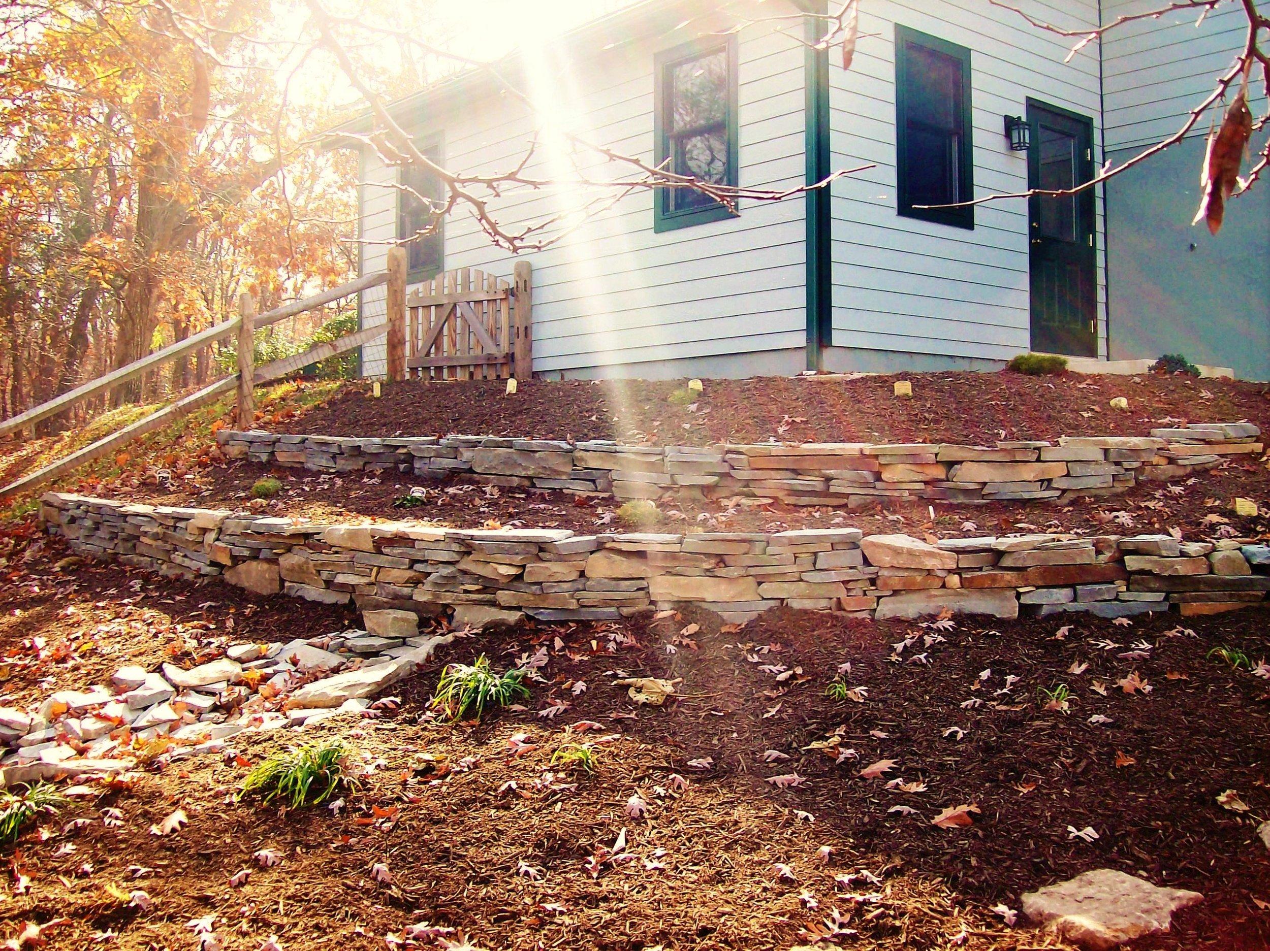 Project 2  -  Natural Stone Wall.jpg