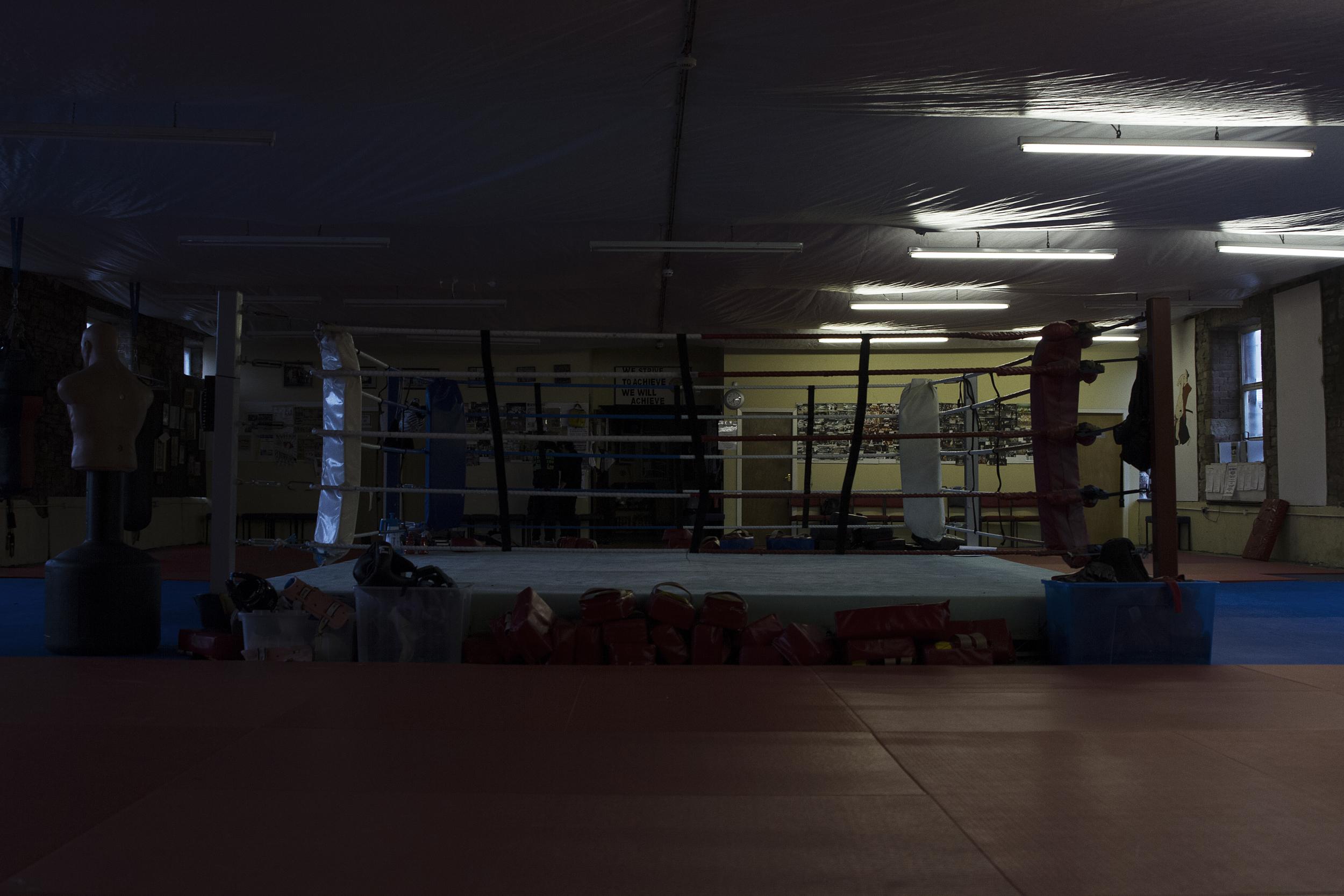 Kickboxing Dojo Ring