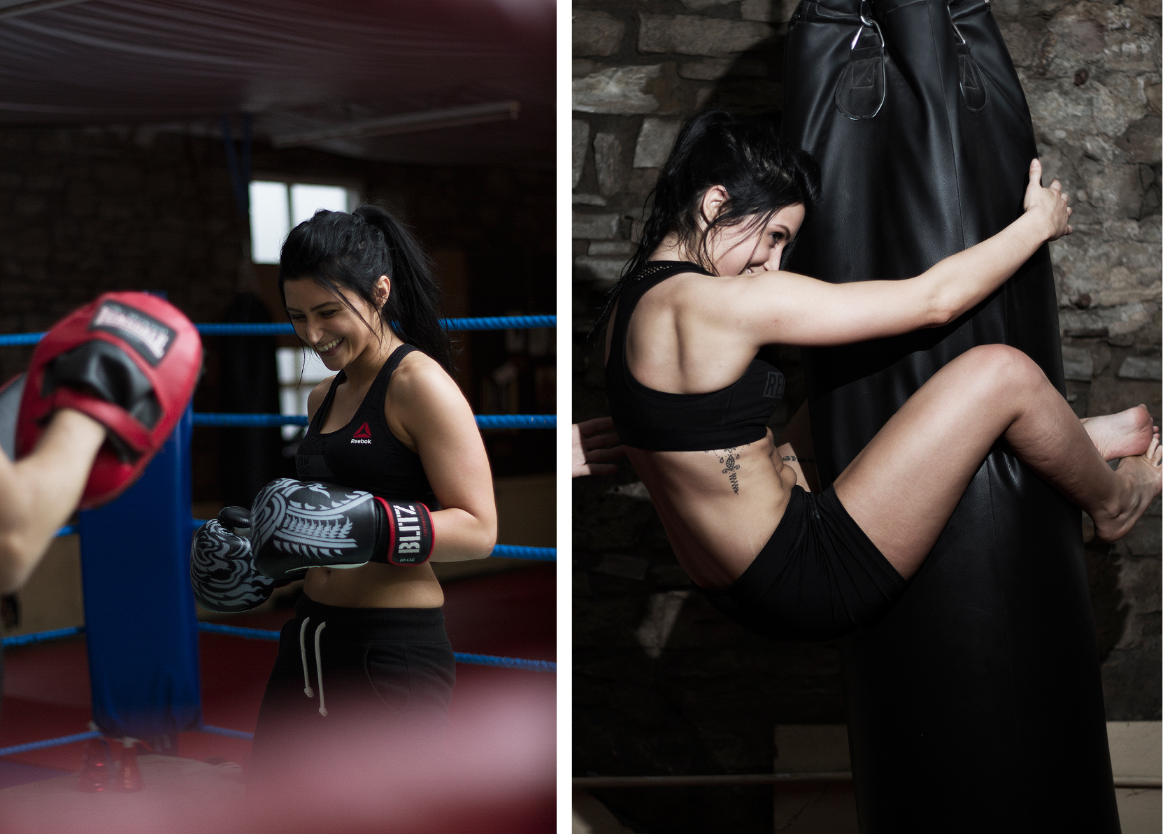 Kickboxing Fighter Profile
