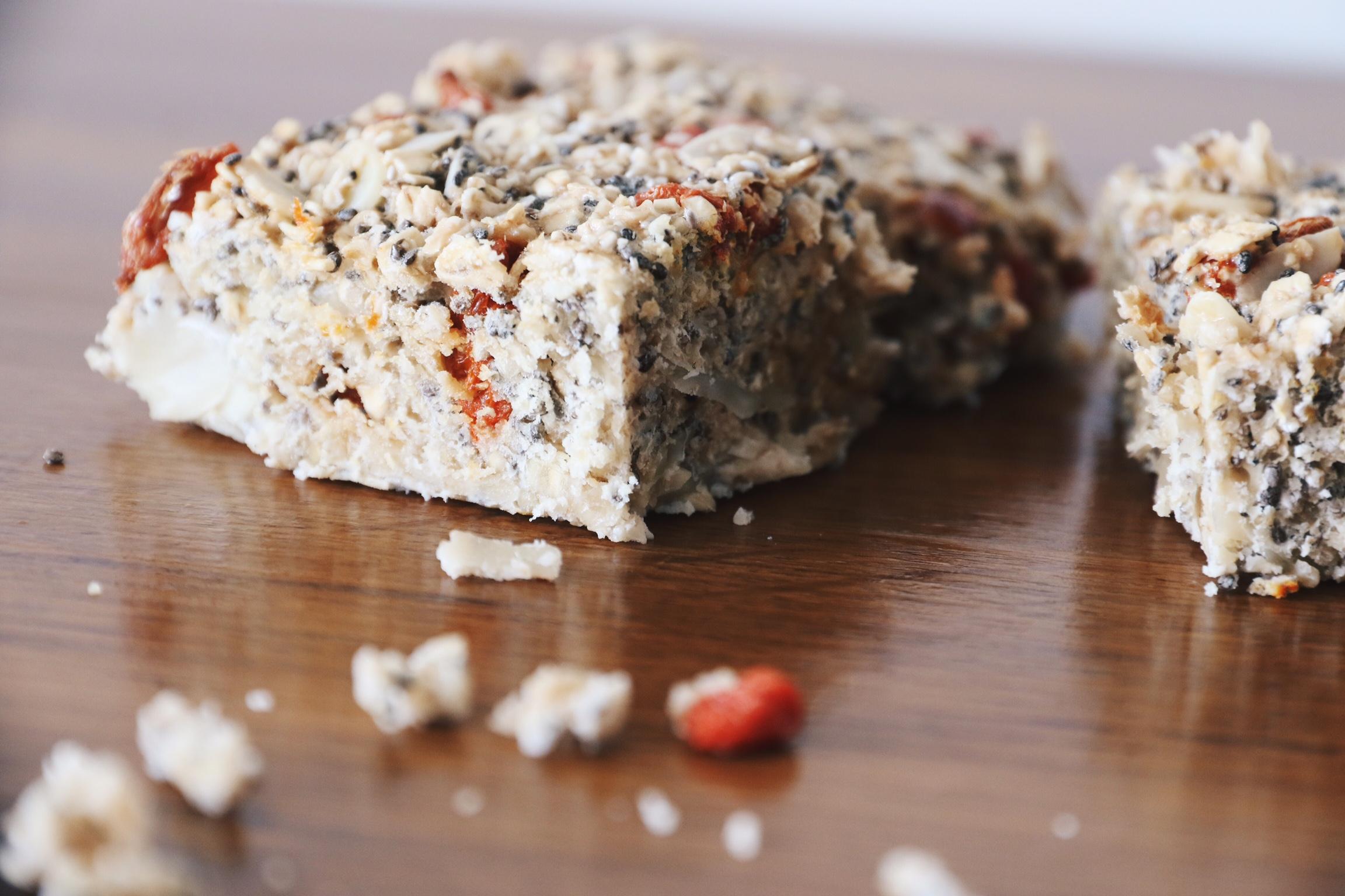 Protein Flapjacks Recipe