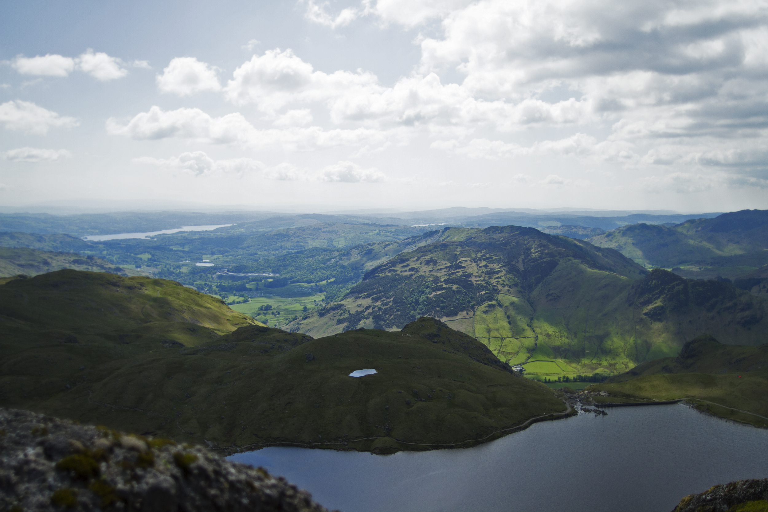 Lake District Mountain Hike